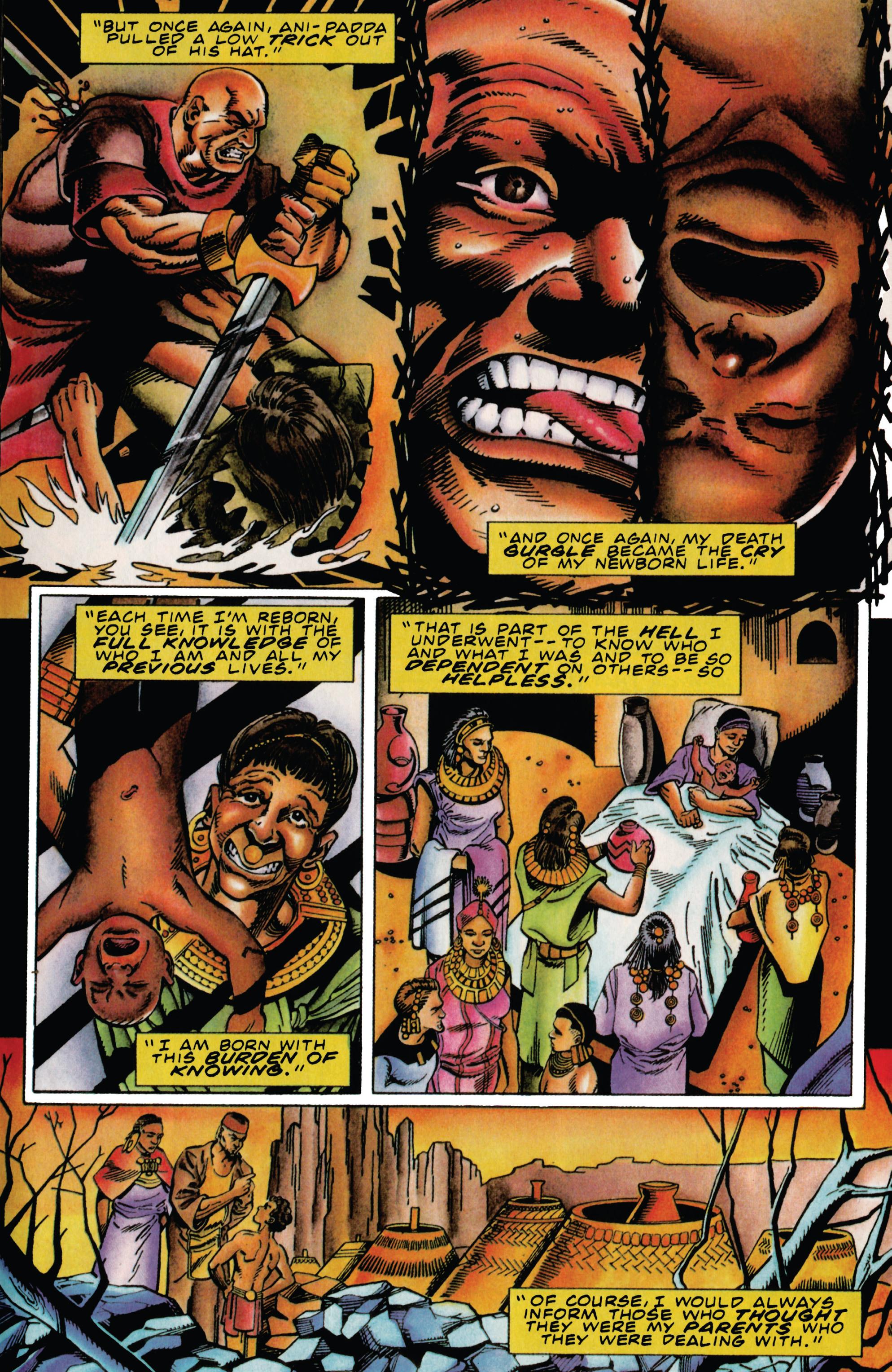 Read online Eternal Warrior (1992) comic -  Issue #29 - 4