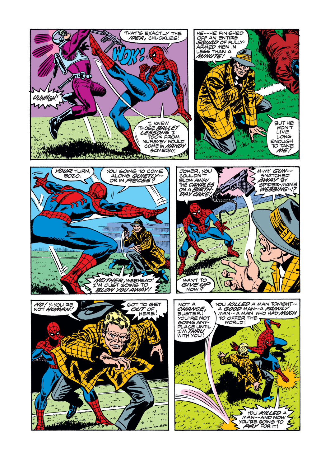 The Amazing Spider-Man (1963) 153 Page 17