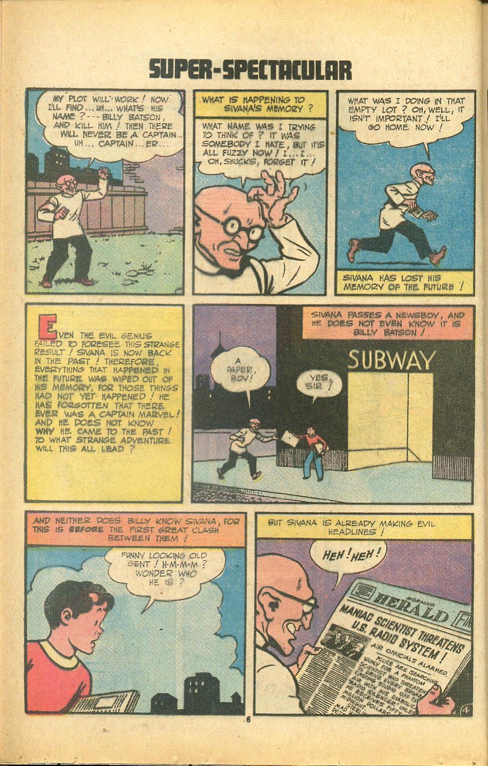 Read online Shazam! (1973) comic -  Issue #8 - 6