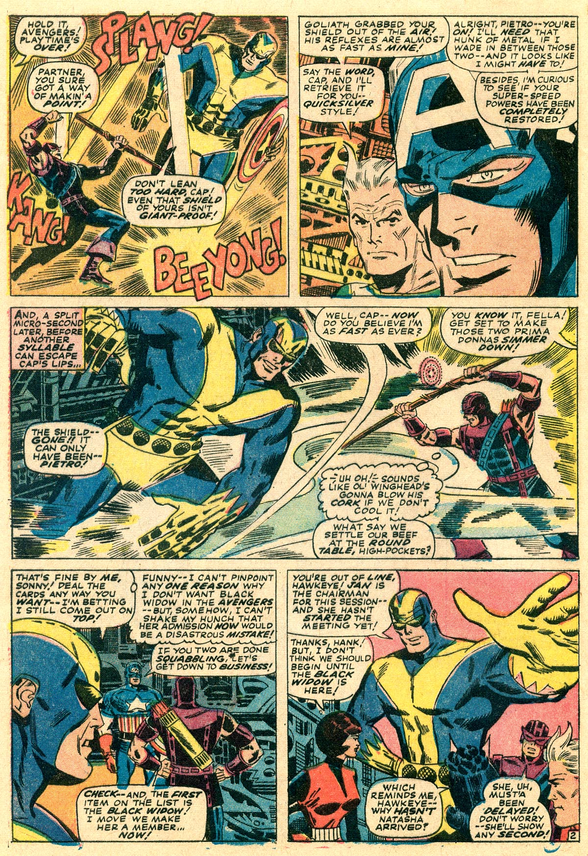 The Avengers (1963) 38 Page 3