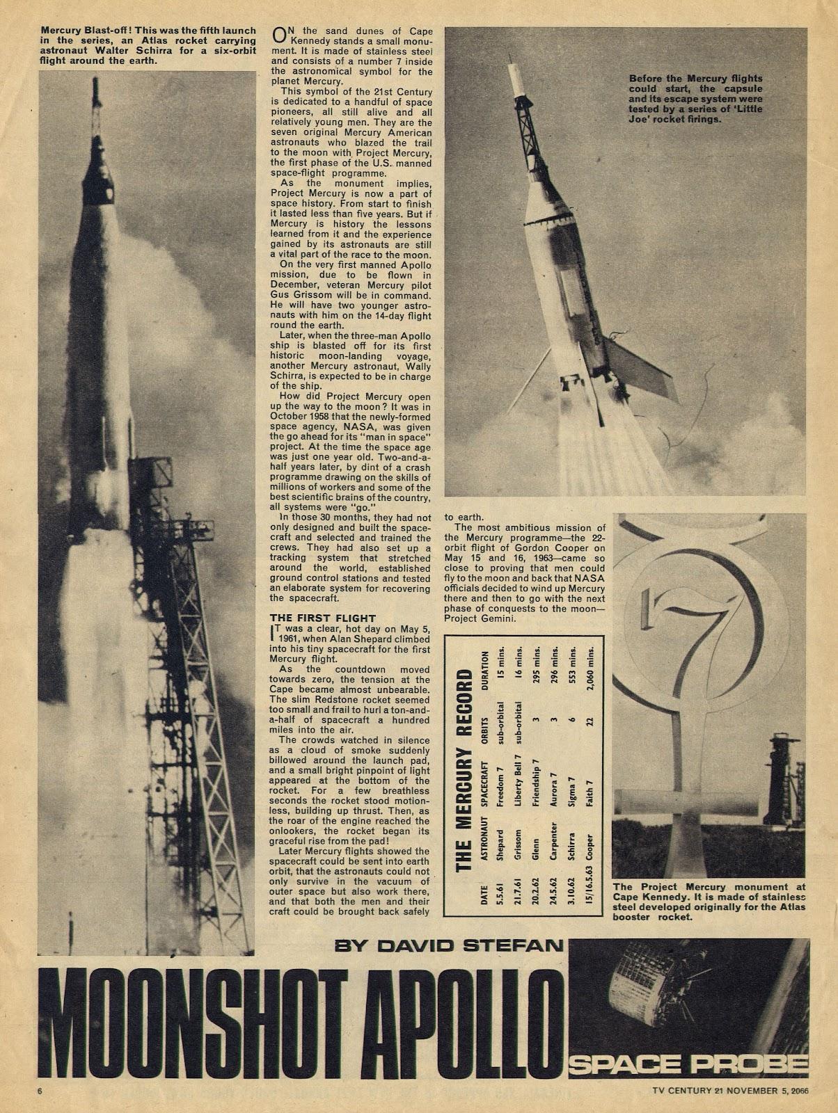 TV Century 21 (TV 21) issue 94 - Page 6