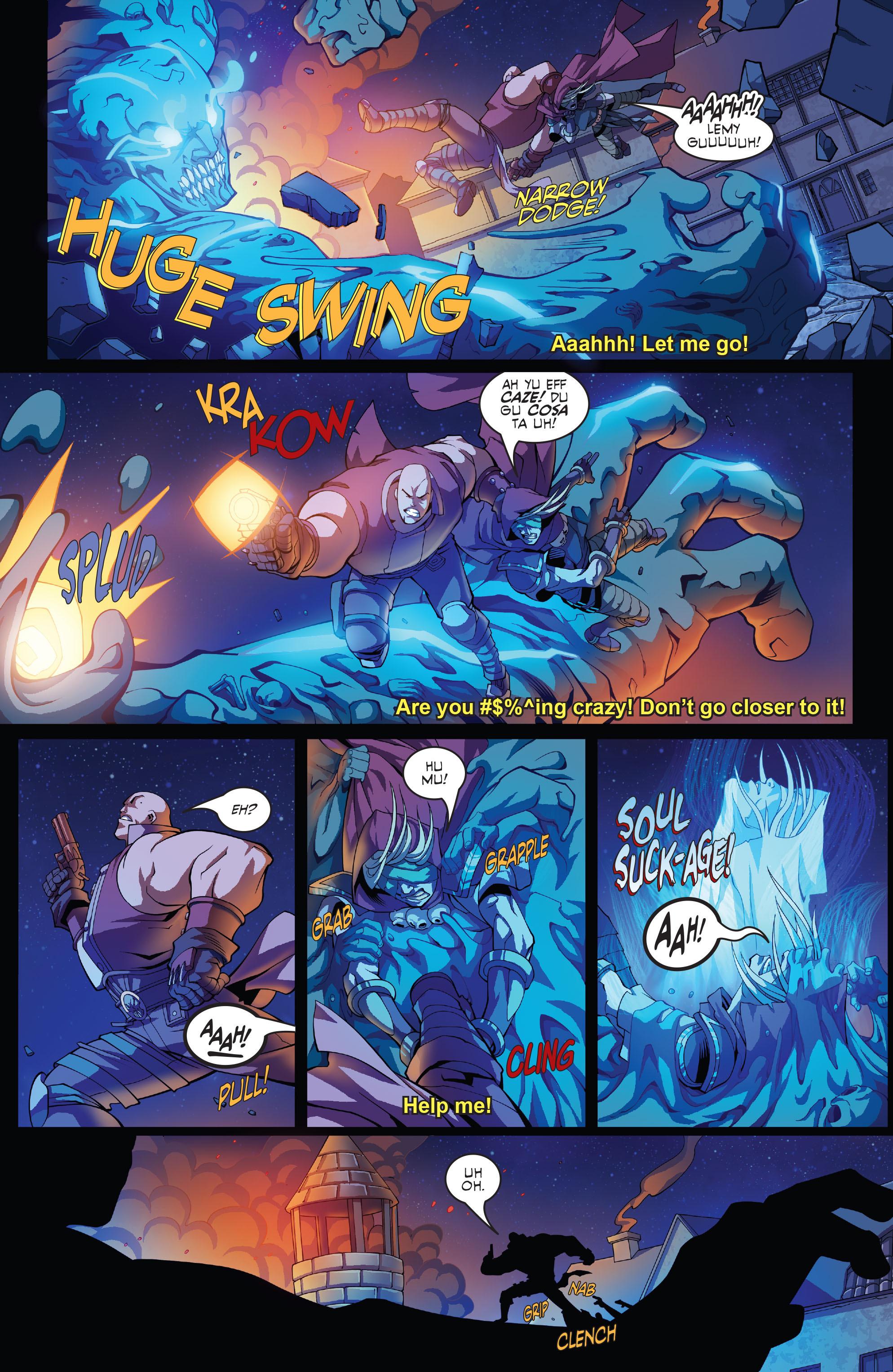 Read online Skullkickers comic -  Issue #5 - 13