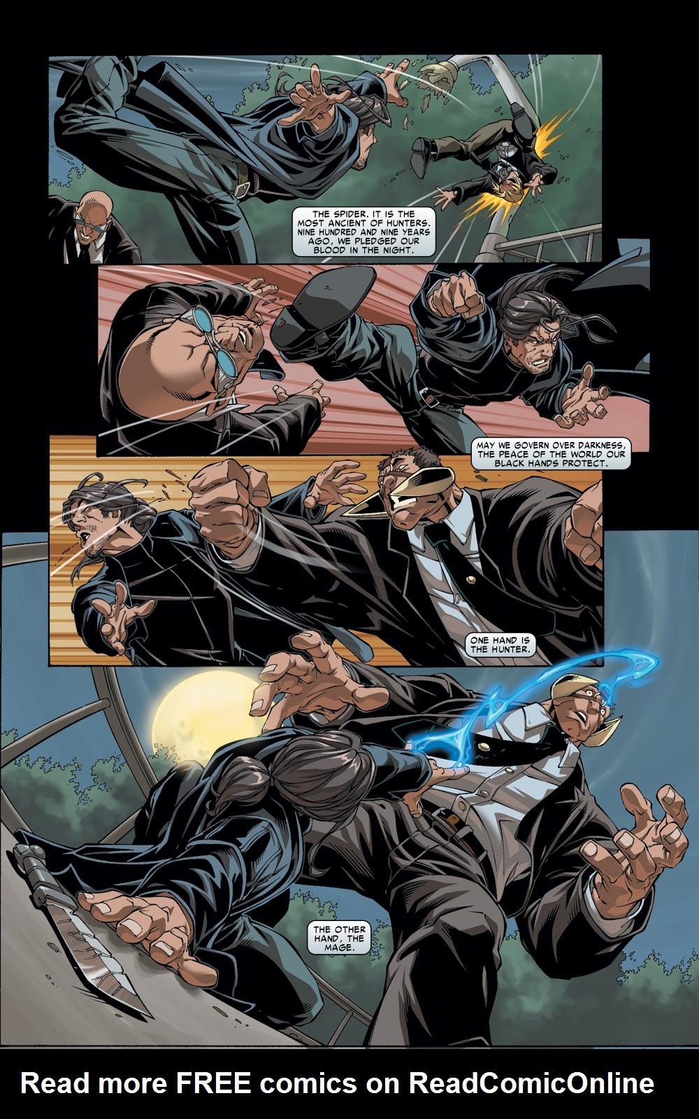 Read online Amazing Fantasy (2004) comic -  Issue #1 - 19