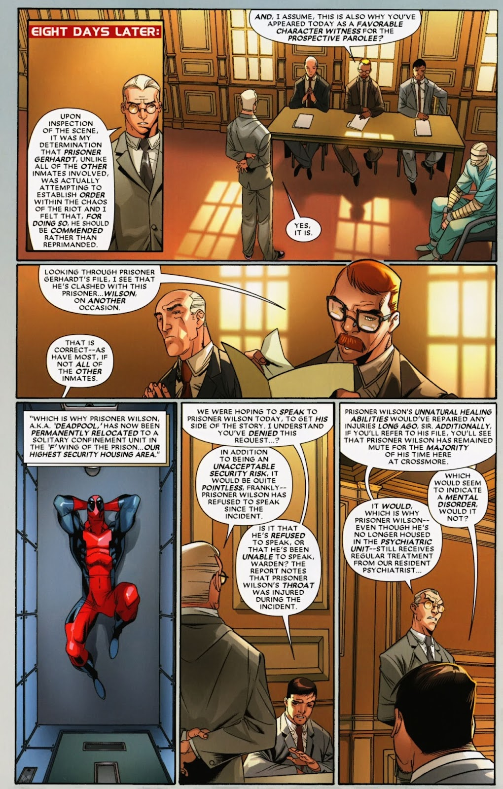 Read online Deadpool (2008) comic -  Issue #42 - 15