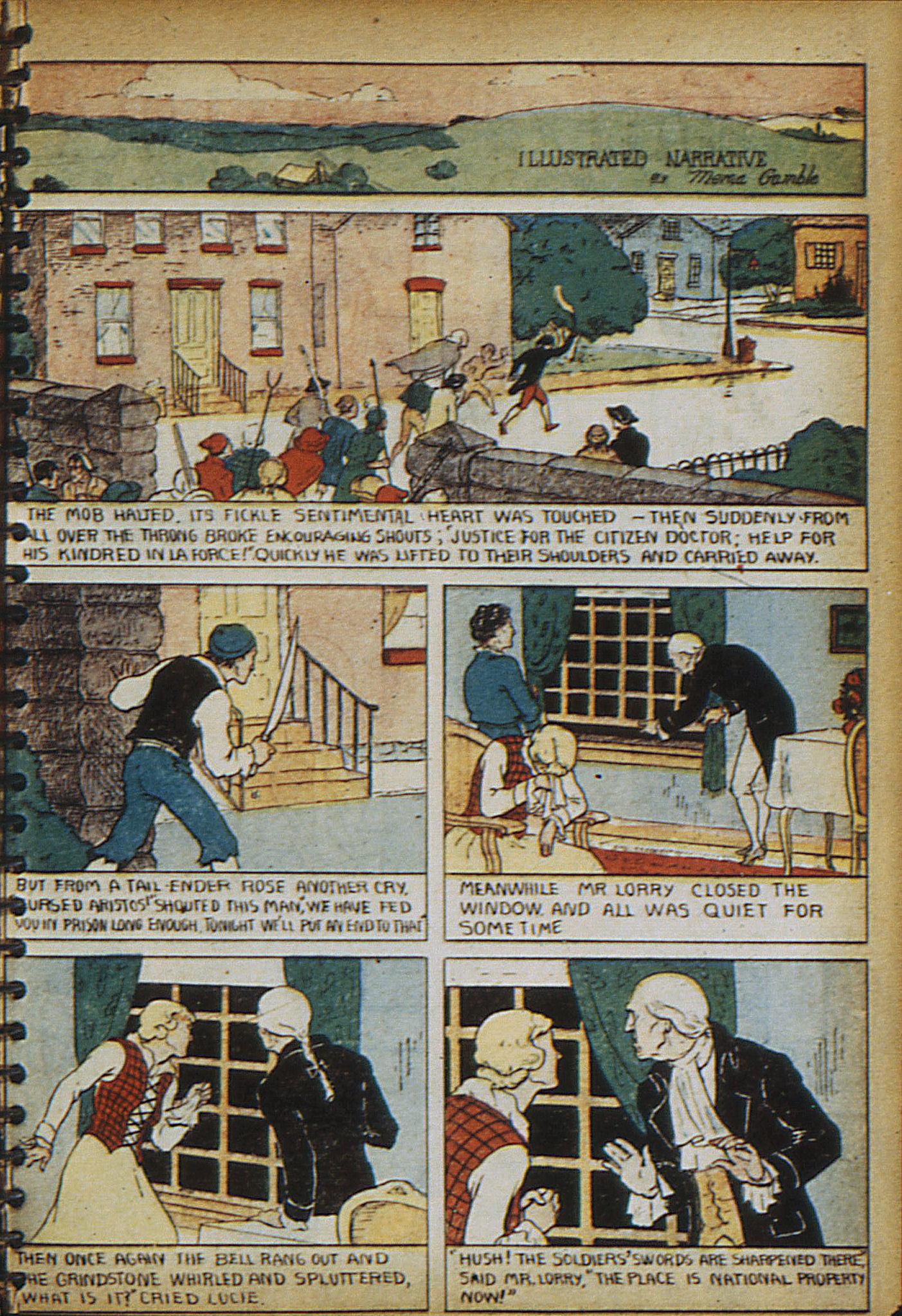 Read online Adventure Comics (1938) comic -  Issue #18 - 14