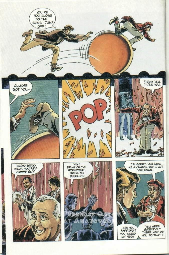 Read online Quantum Leap comic -  Issue #10 - 5