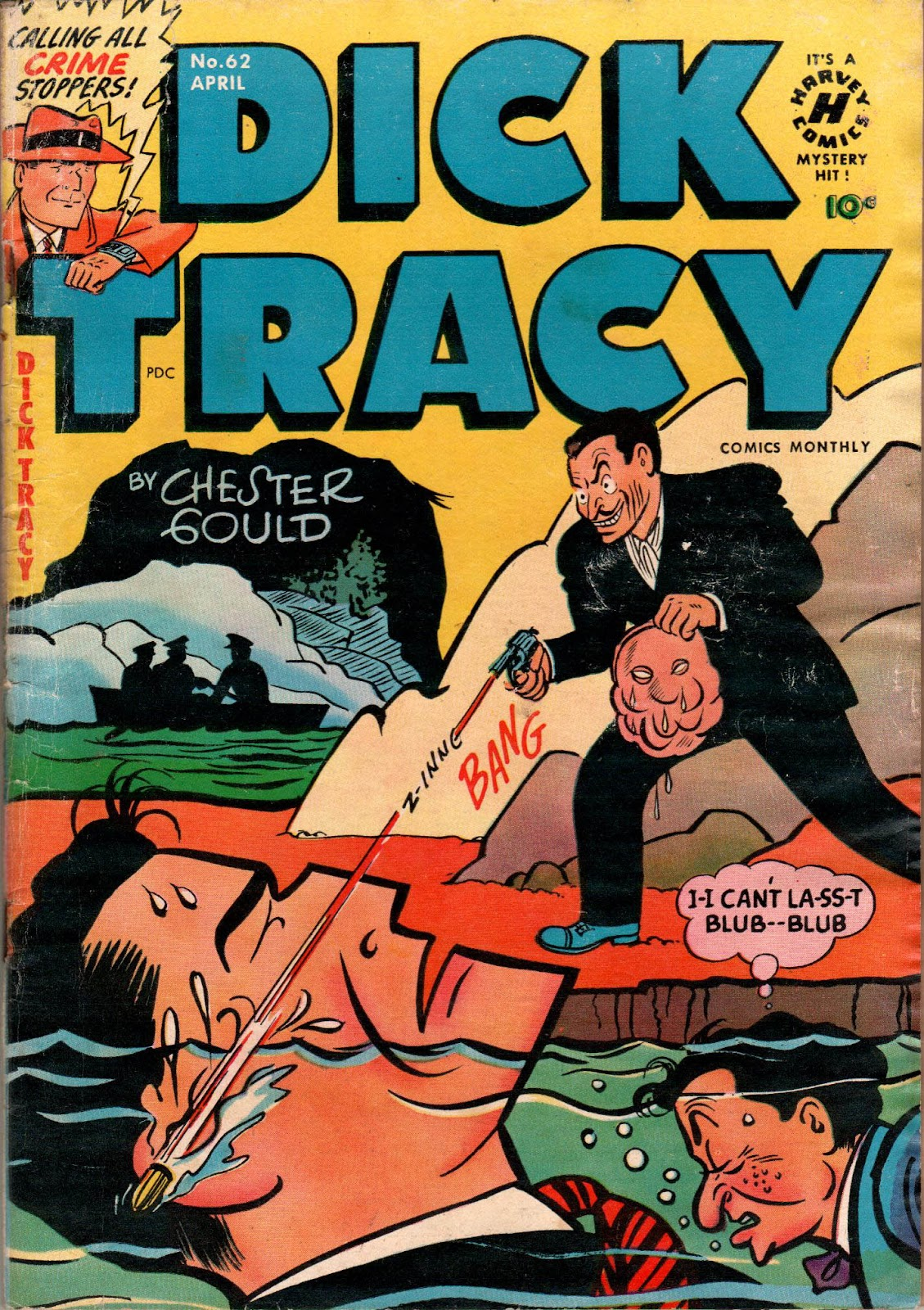 Dick Tracy (1950) 62 Page 1