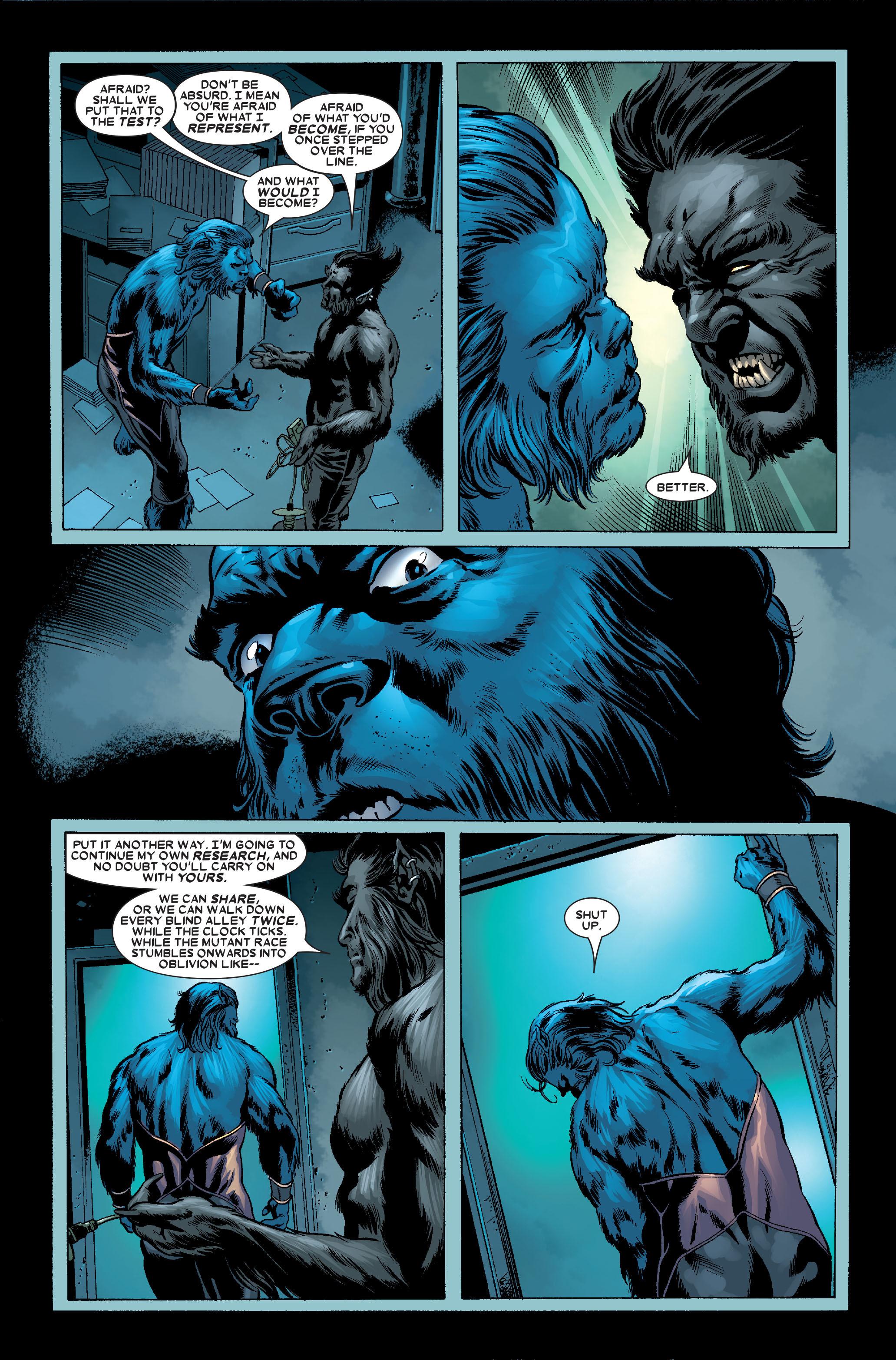 Read online Uncanny X-Men (1963) comic -  Issue #489 - 32