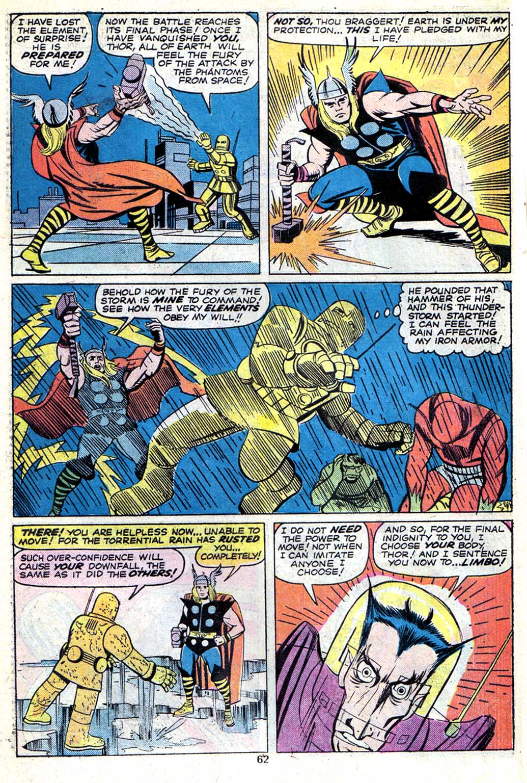 Giant-Size Avengers (1974) issue 3 - Page 64