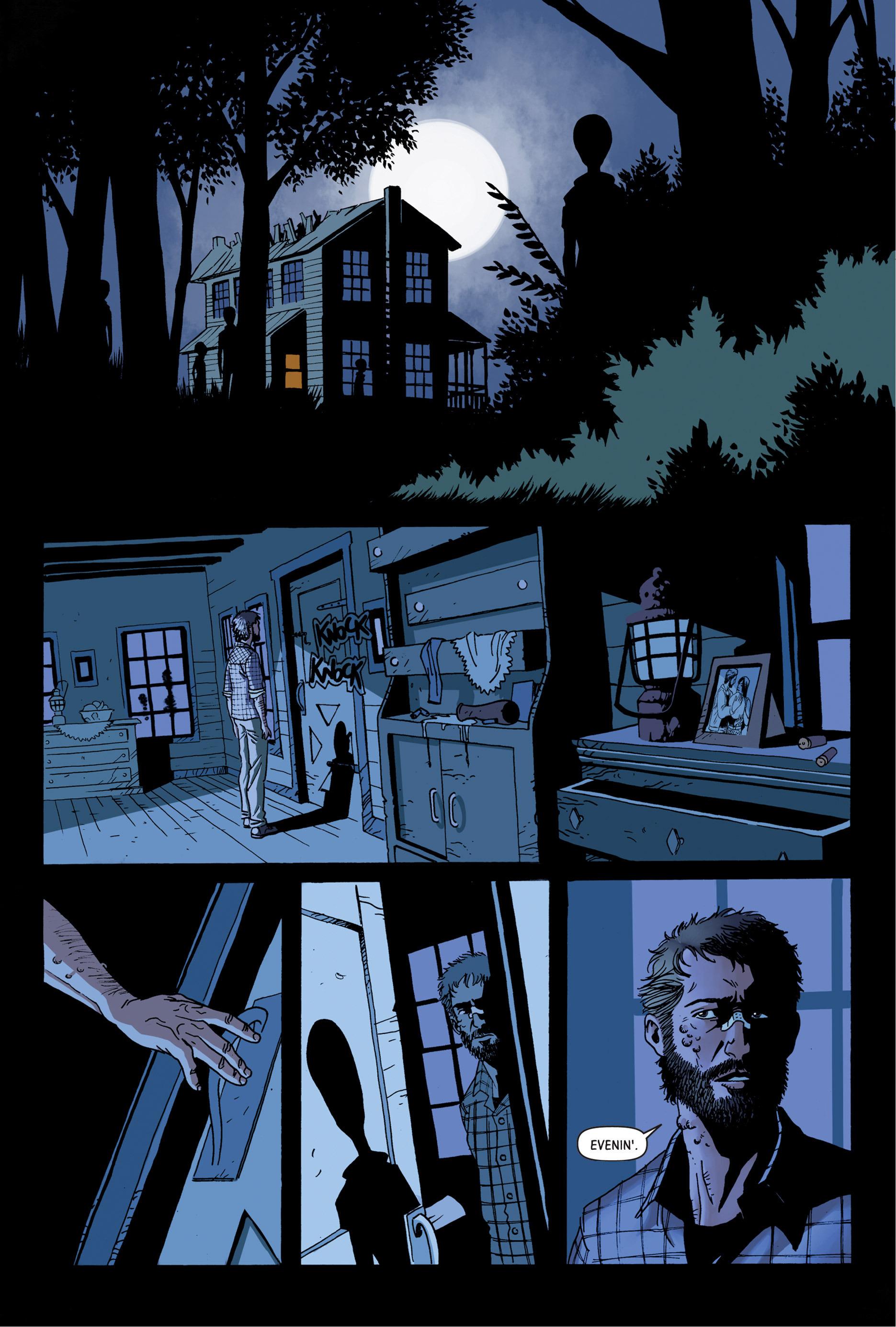 Read online Trespasser comic -  Issue #4 - 9