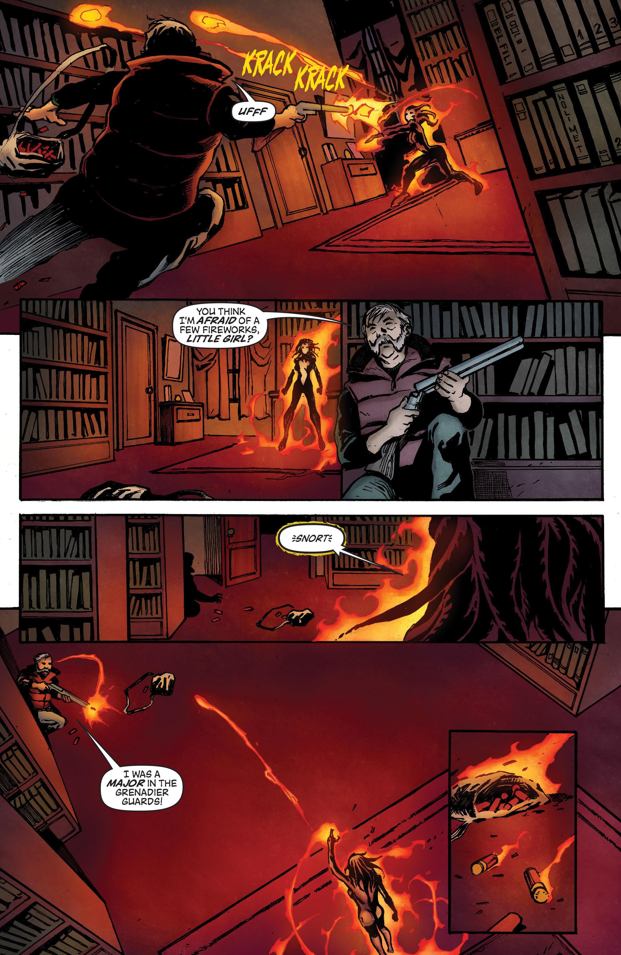 Read online IXth Generation Hidden Files comic -  Issue #1 - 26