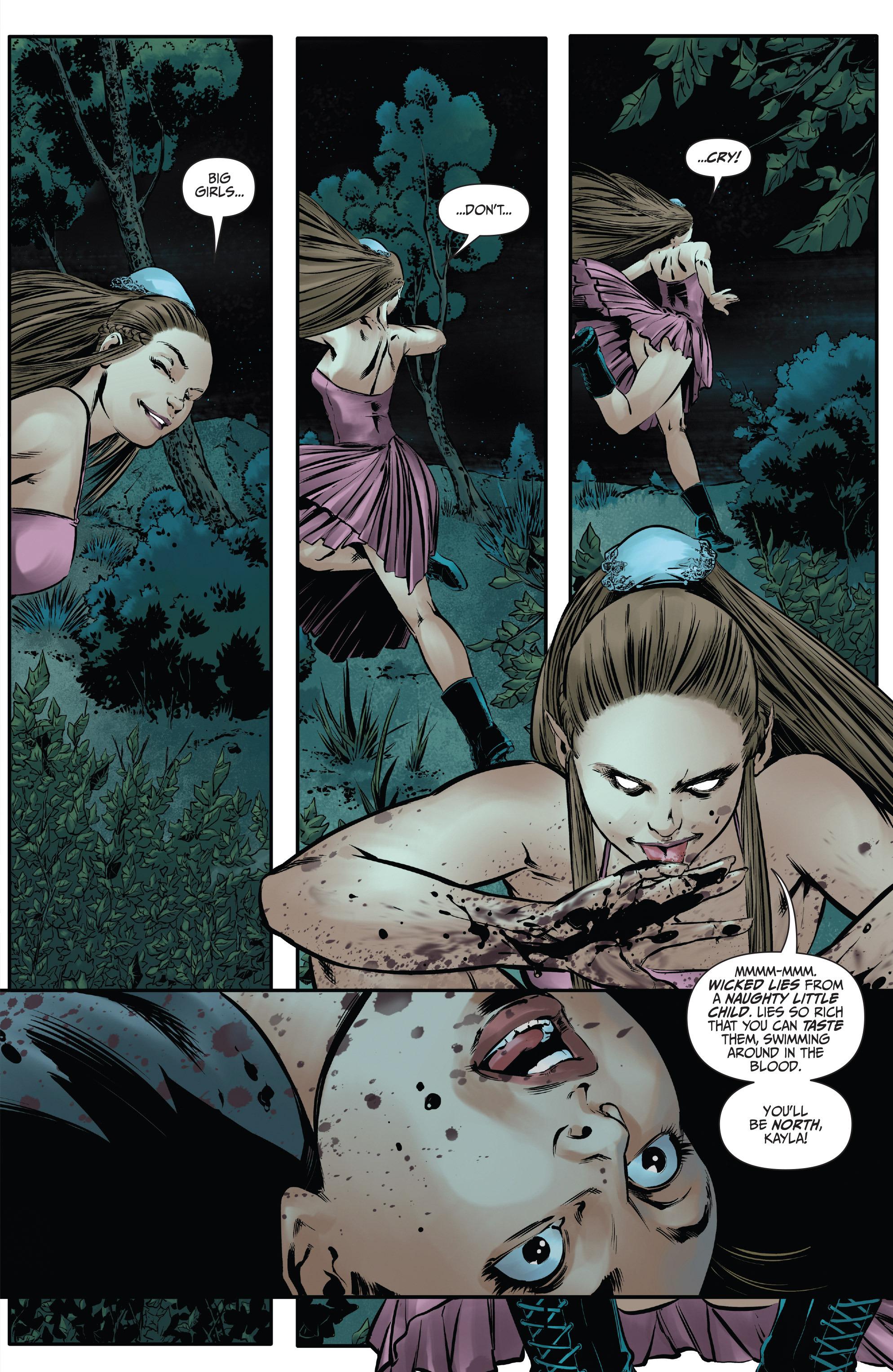 Read online Mercy Thompson comic -  Issue #3 - 23