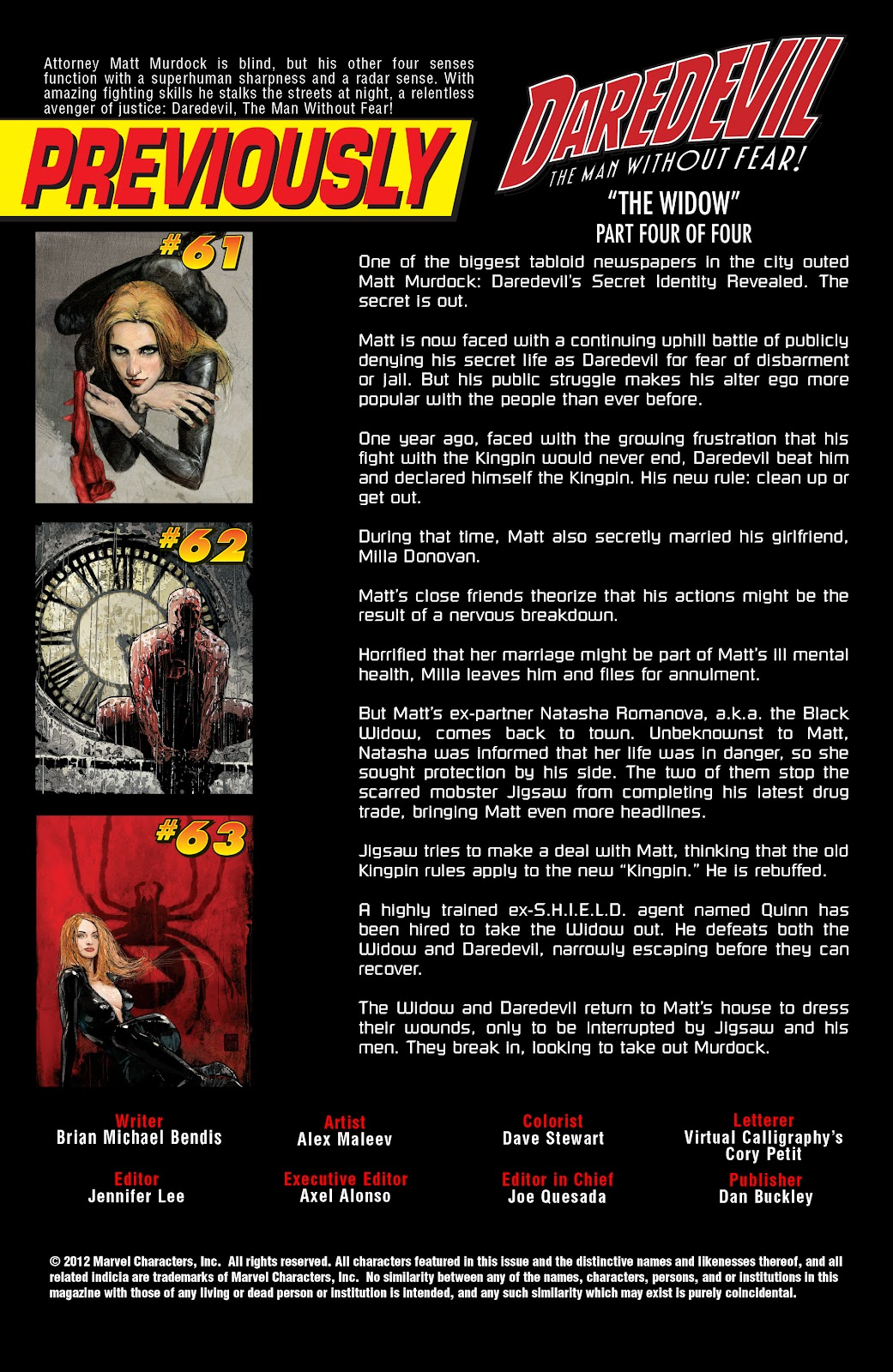 Read online Daredevil (1998) comic -  Issue # _Ultimate_Collection TPB 2 (Part 5) - 5