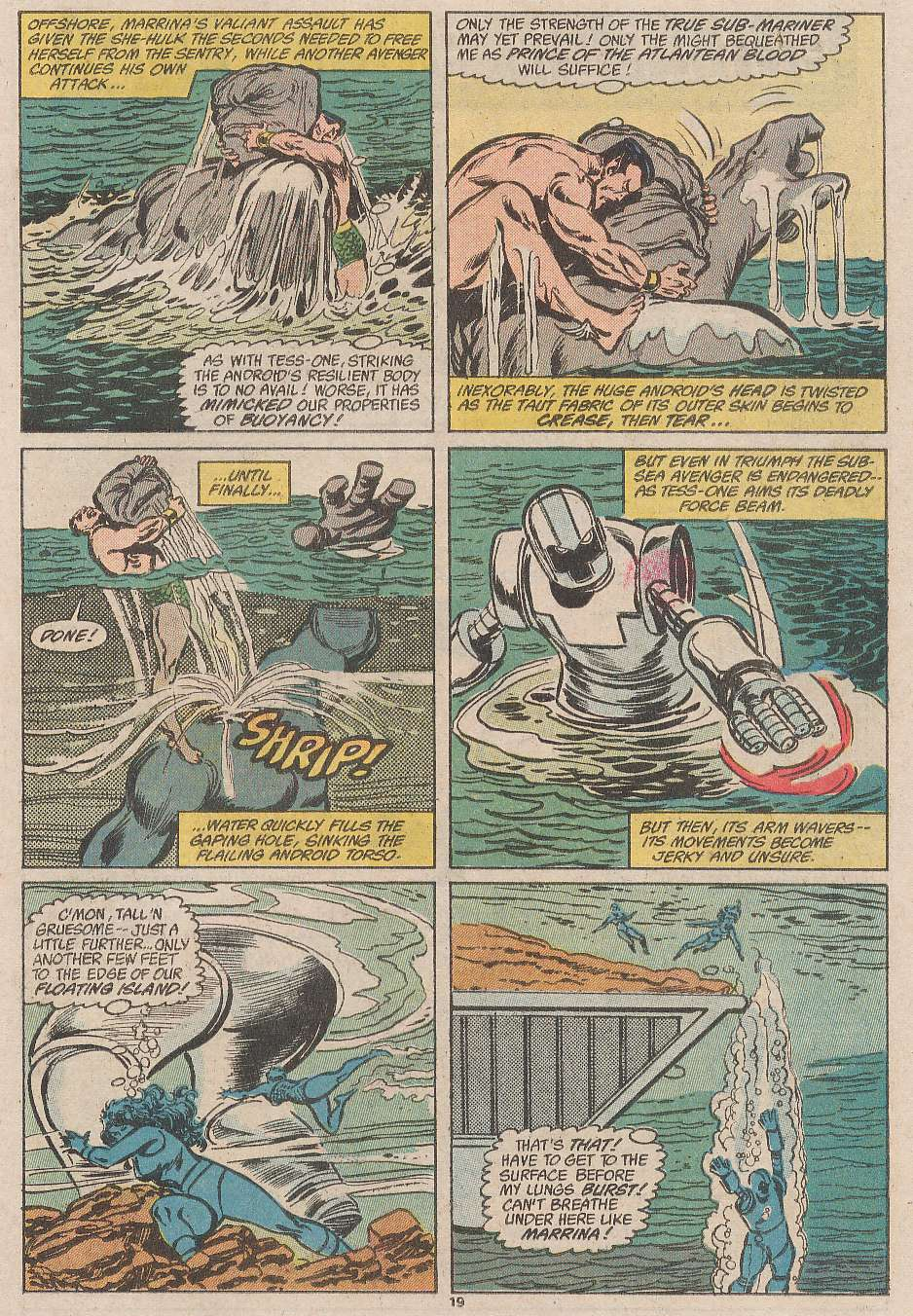 The Avengers (1963) 289 Page 18