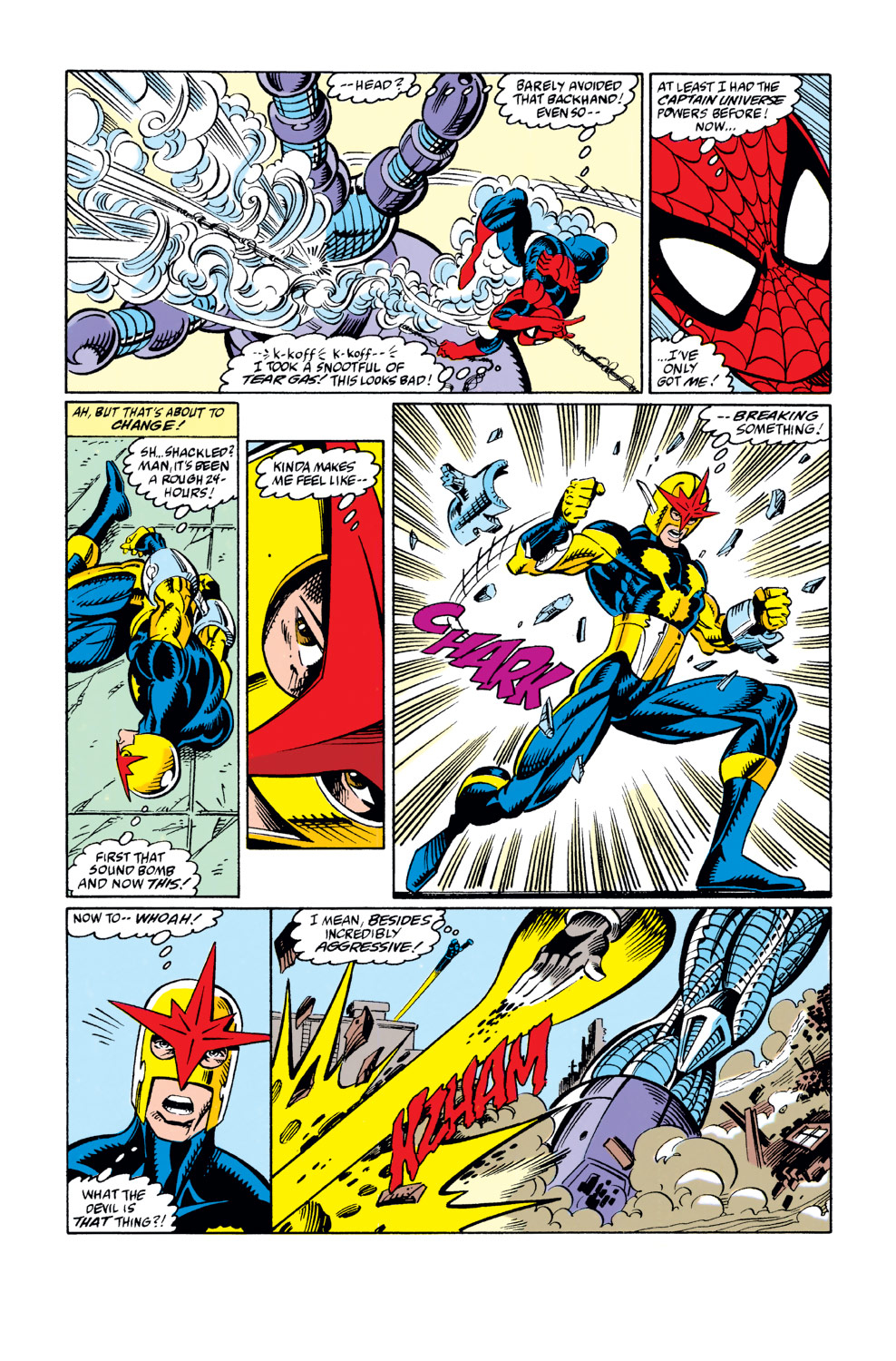The Amazing Spider-Man (1963) 351 Page 21