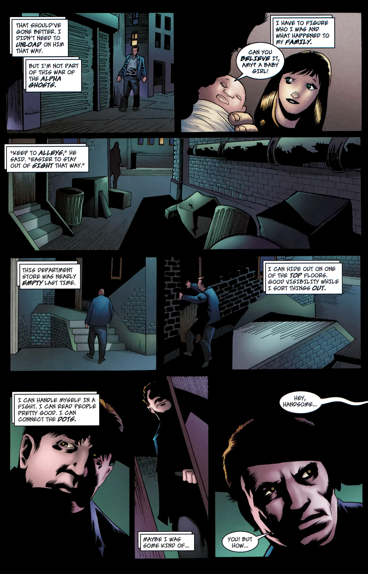 Read online The Grim Ghost comic -  Issue #2 - 19