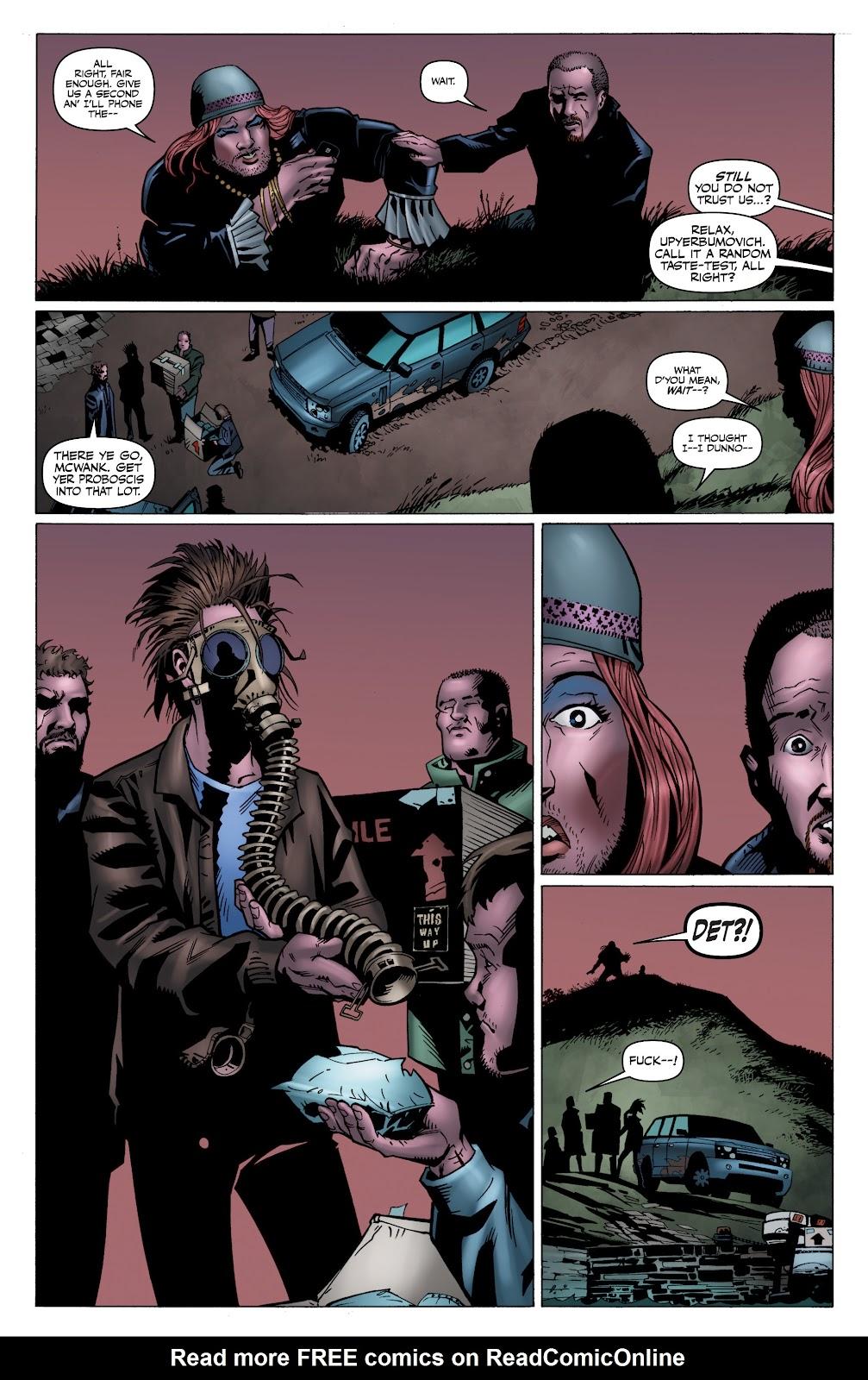 Read online The Boys Omnibus comic -  Issue # TPB 4 (Part 4) - 25