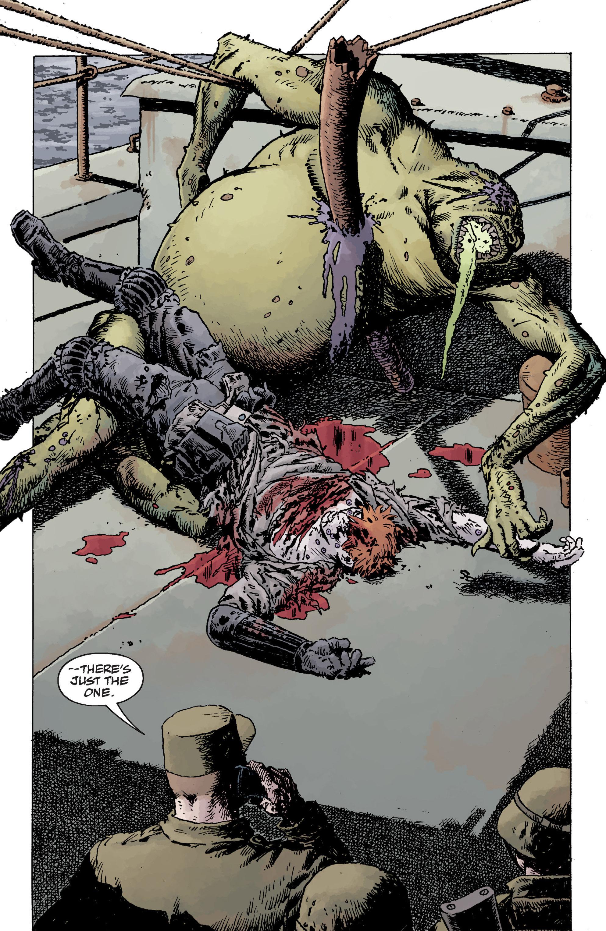 Read online B.P.R.D. (2003) comic -  Issue # TPB 12 - 82