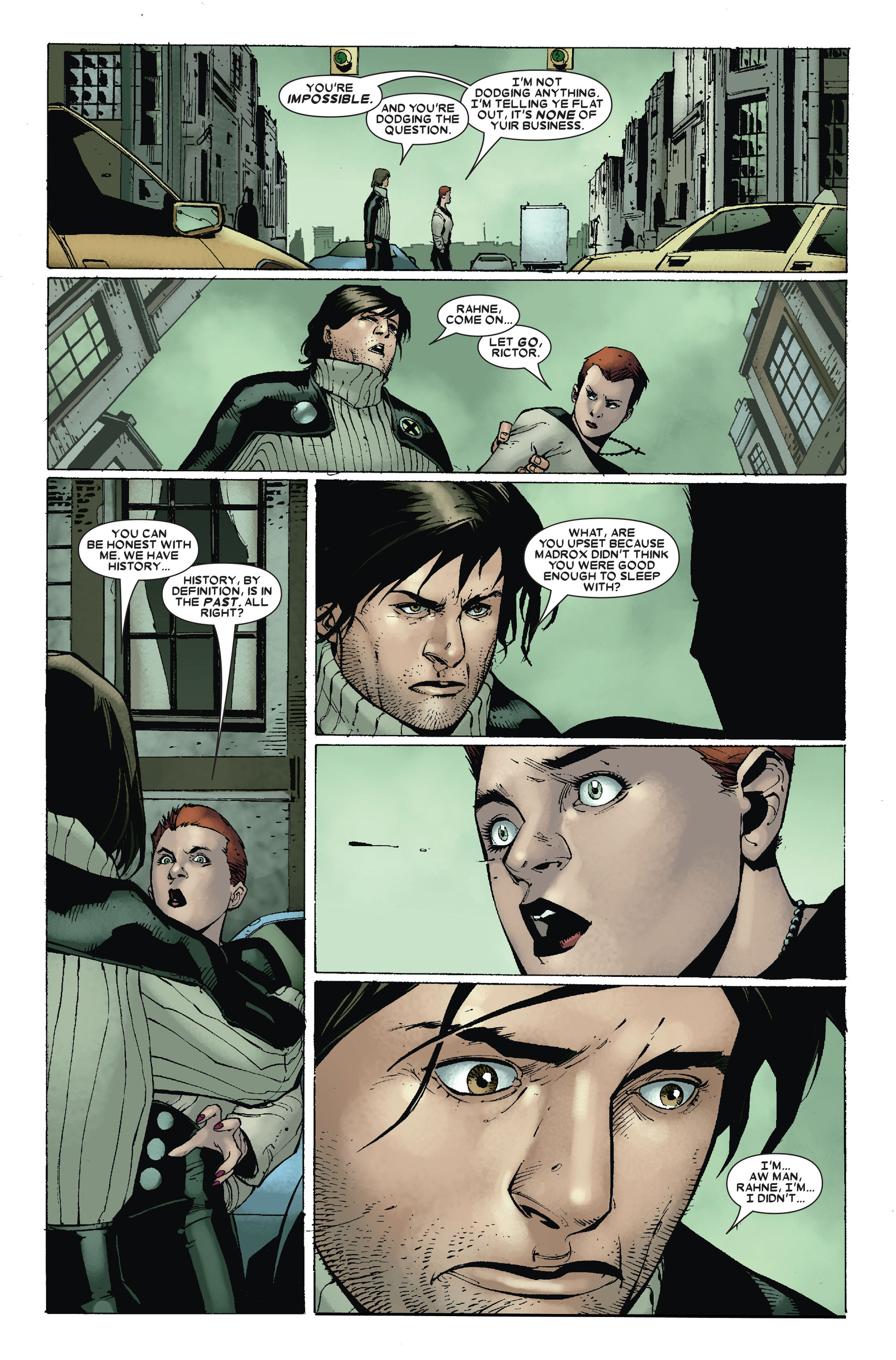 Read online X-Factor (2006) comic -  Issue #17 - 14