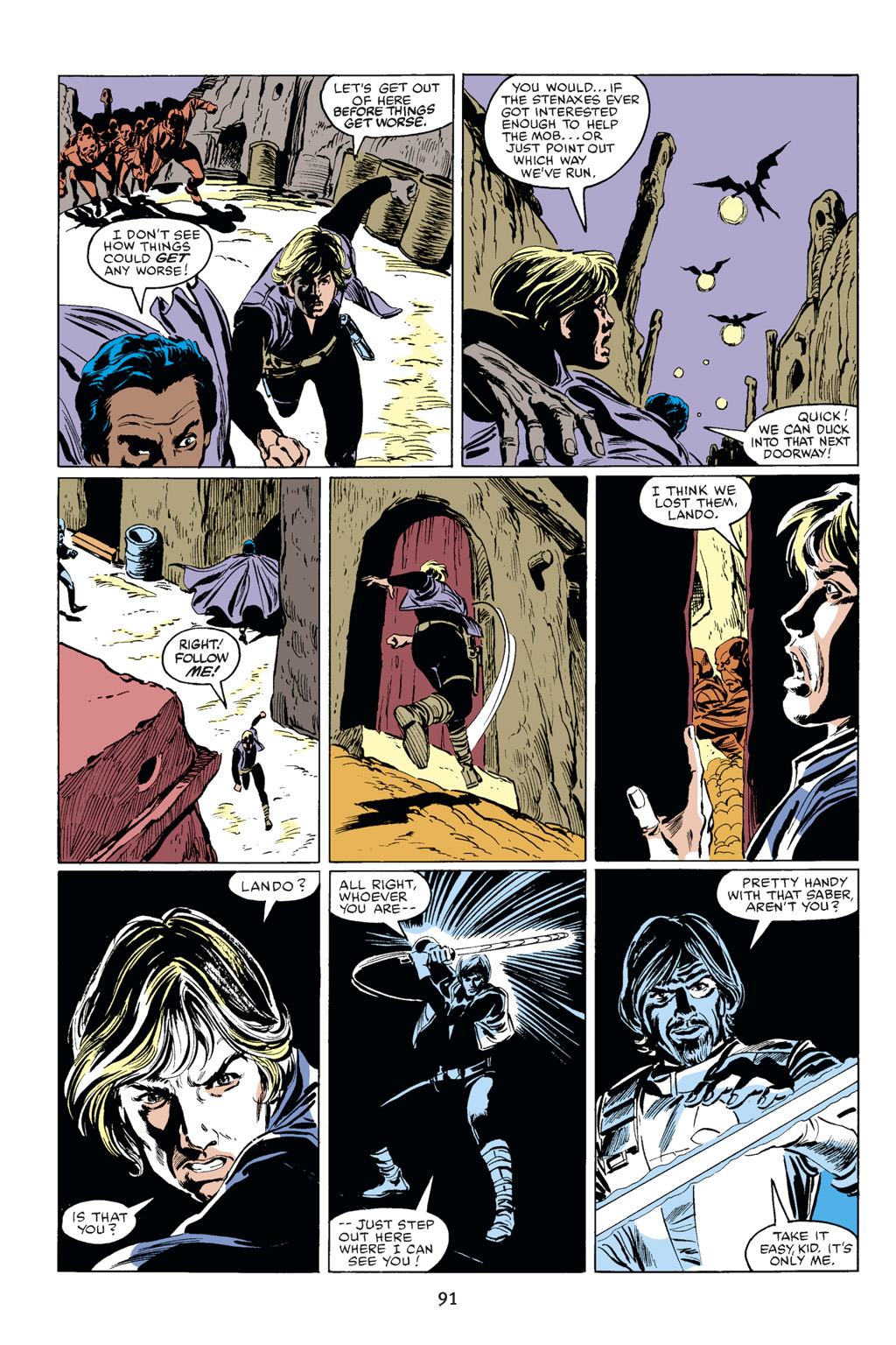 Read online Star Wars Omnibus comic -  Issue # Vol. 18 - 83