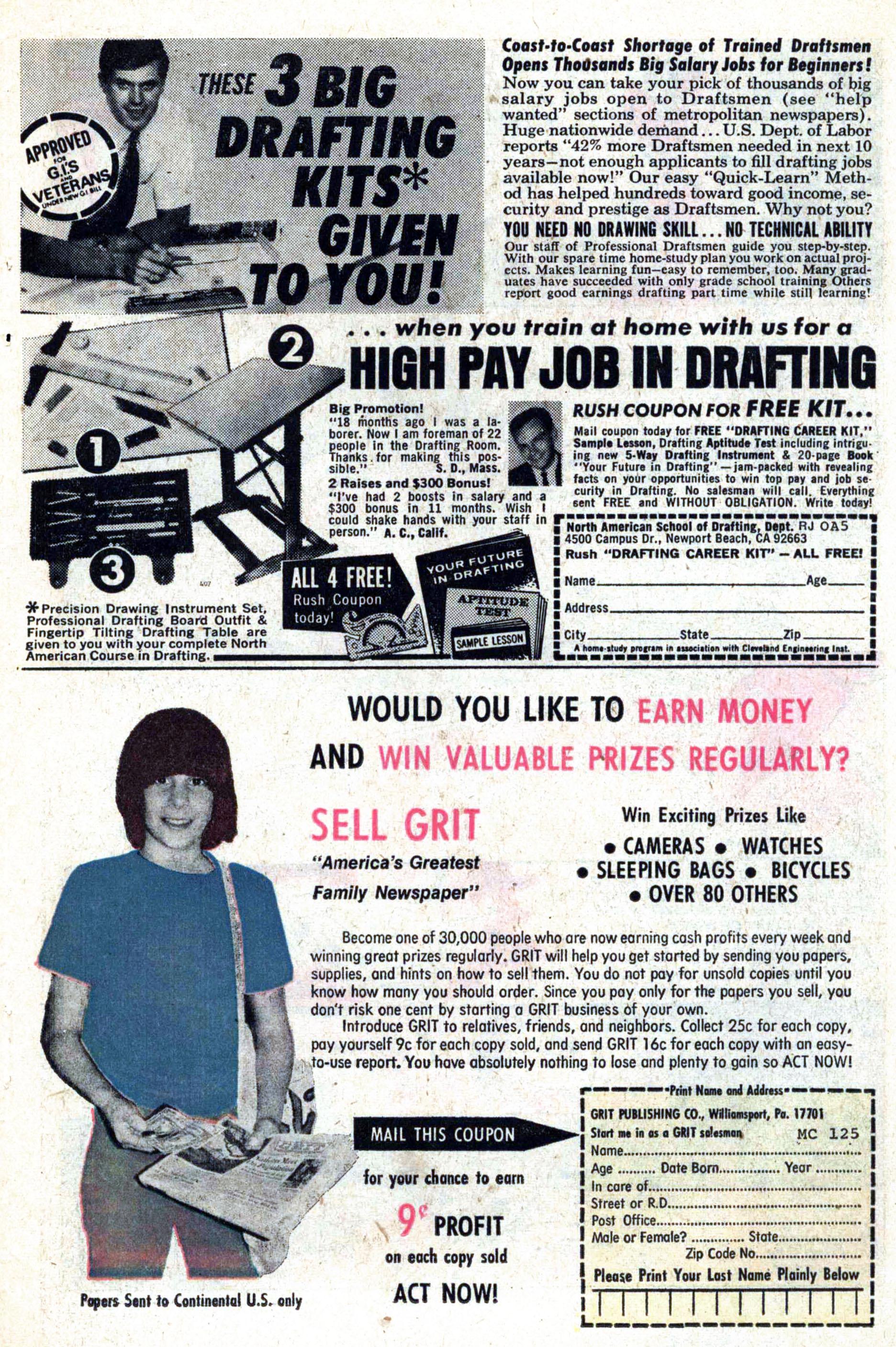 Read online Amazing Adventures (1970) comic -  Issue #34 - 23