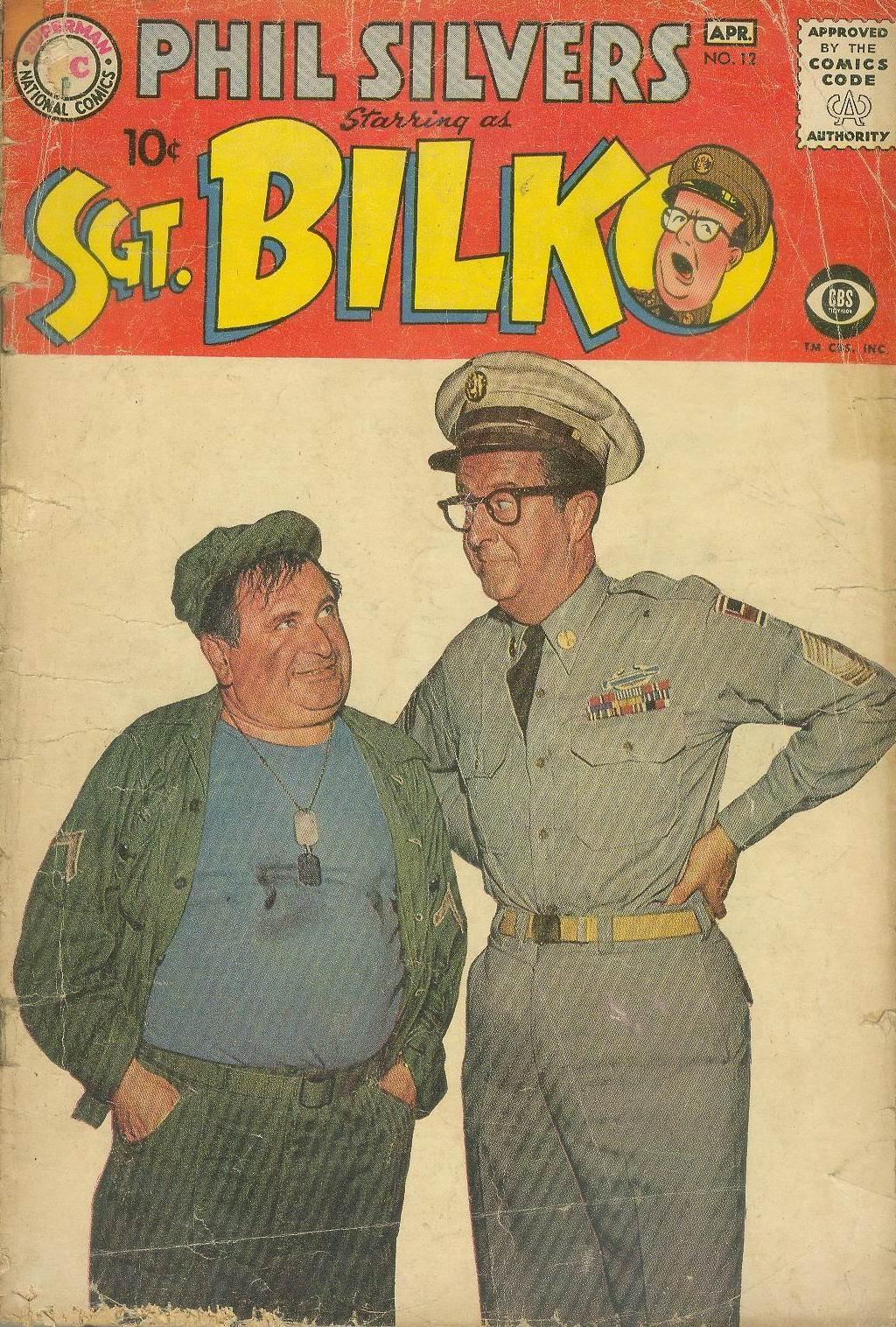Sergeant Bilko issue 12 - Page 1