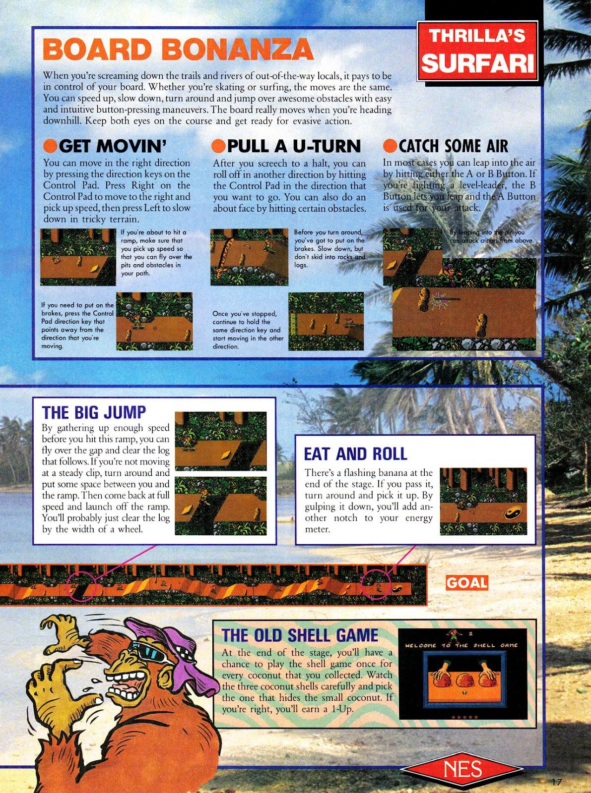 Comic Nintendo Power issue 35
