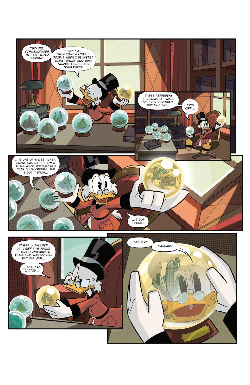Read online Ducktales (2017) comic -  Issue #17 - 6