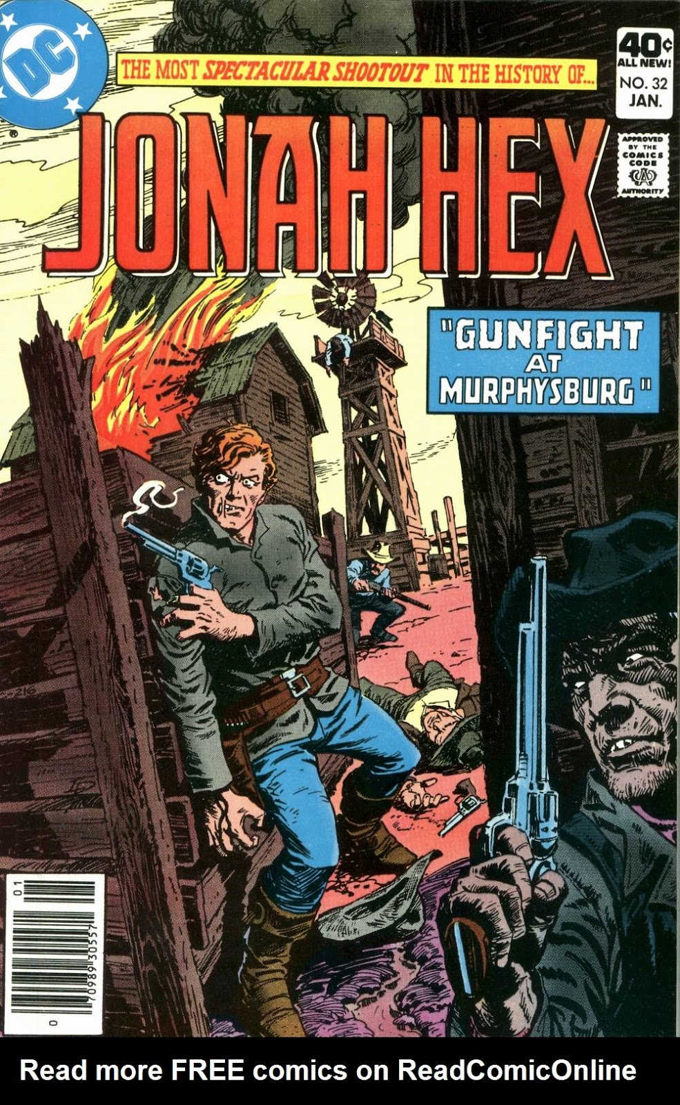 Jonah Hex (1977) 32 Page 1