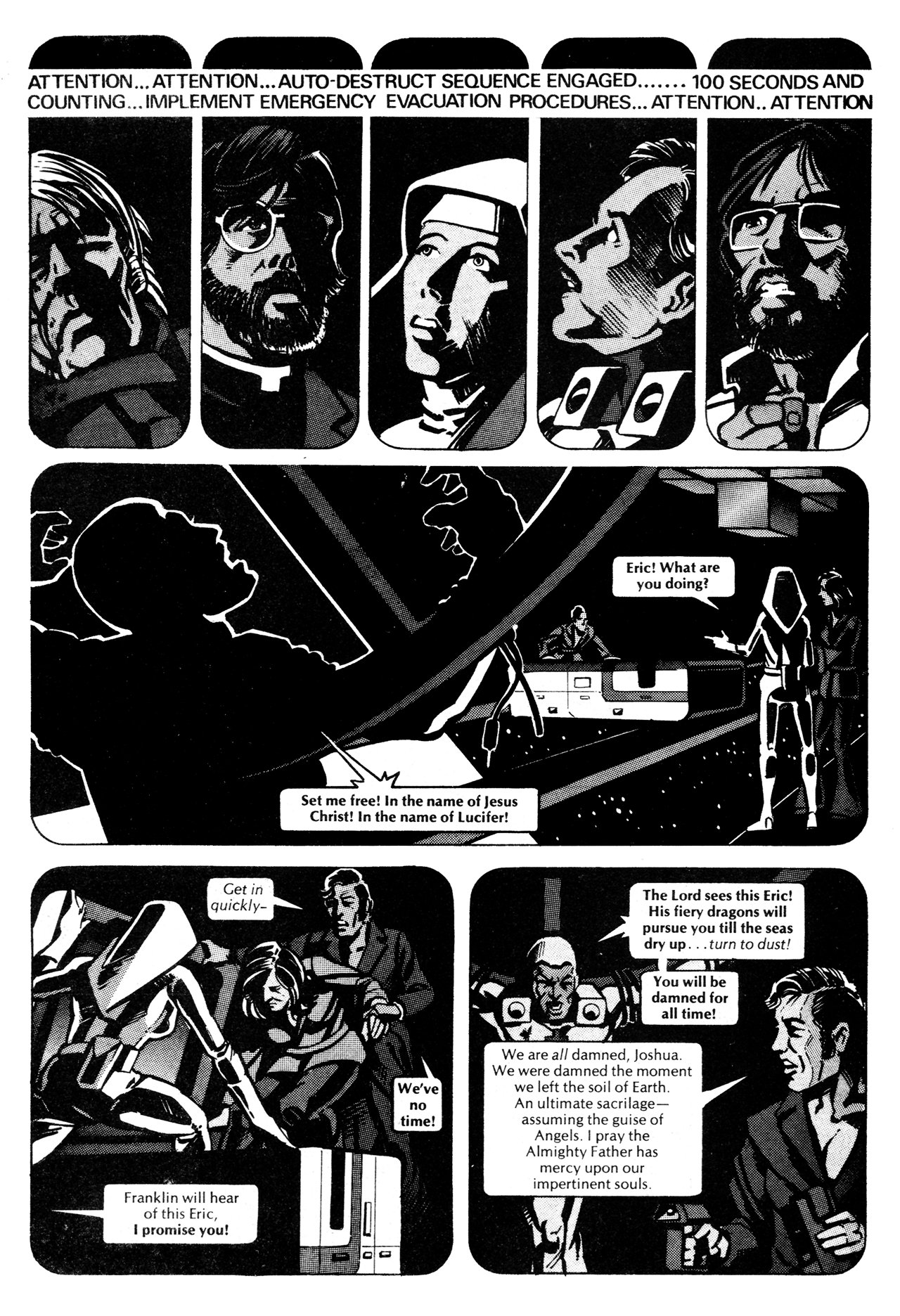 Read online Star*Reach comic -  Issue #13 - 12