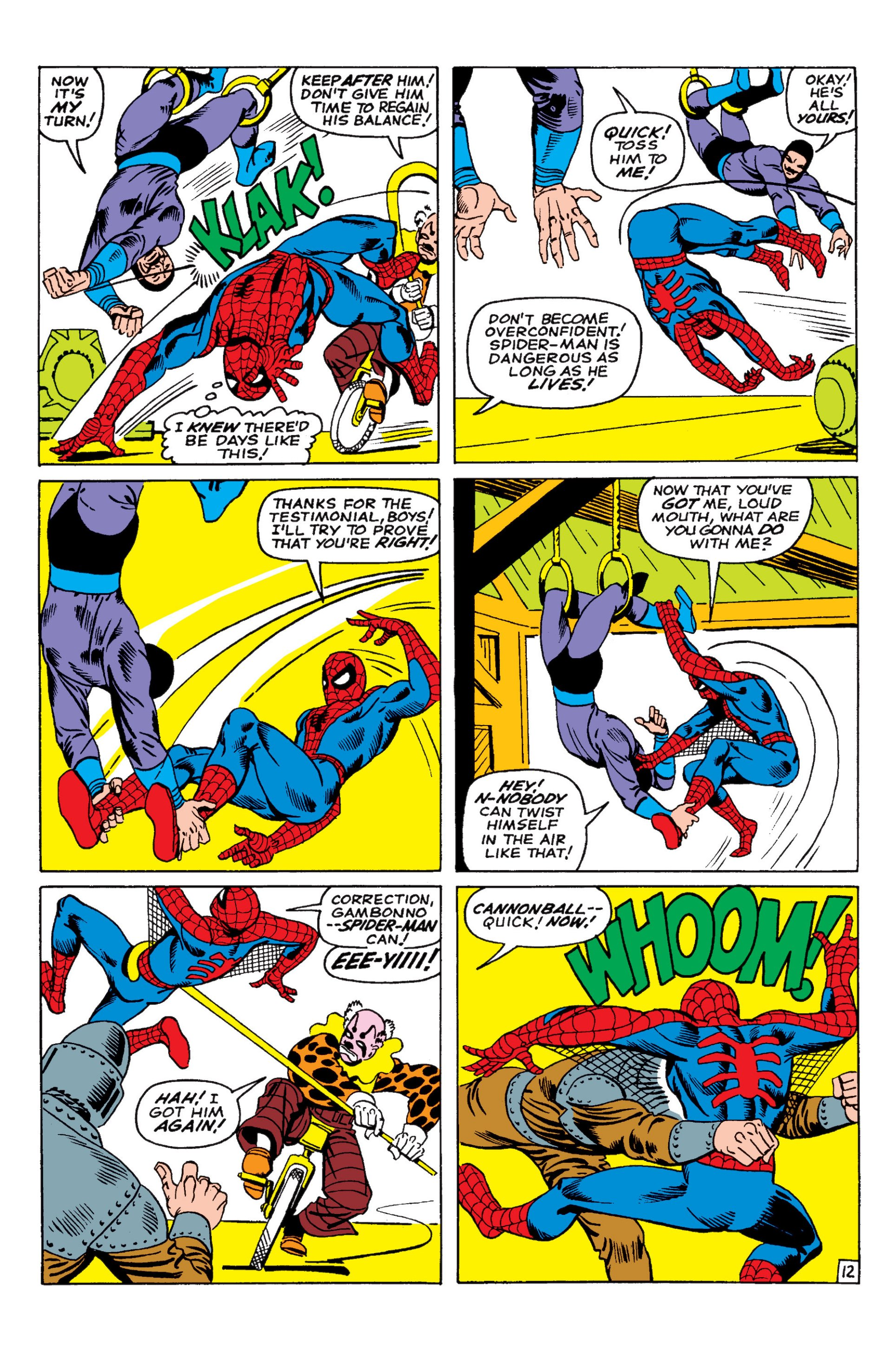 The Amazing Spider-Man (1963) 22 Page 12