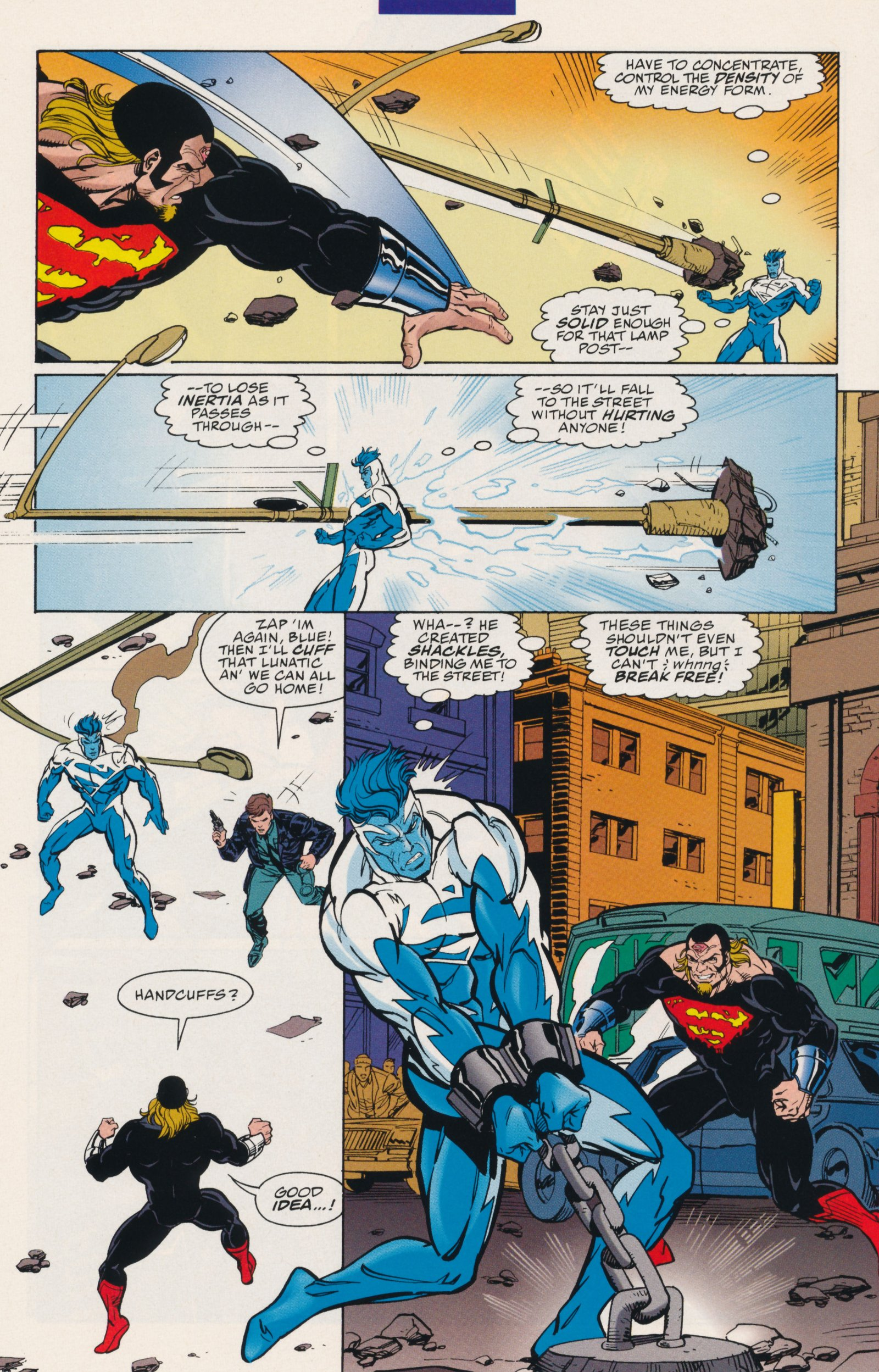 Read online Action Comics (1938) comic -  Issue #735 - 14