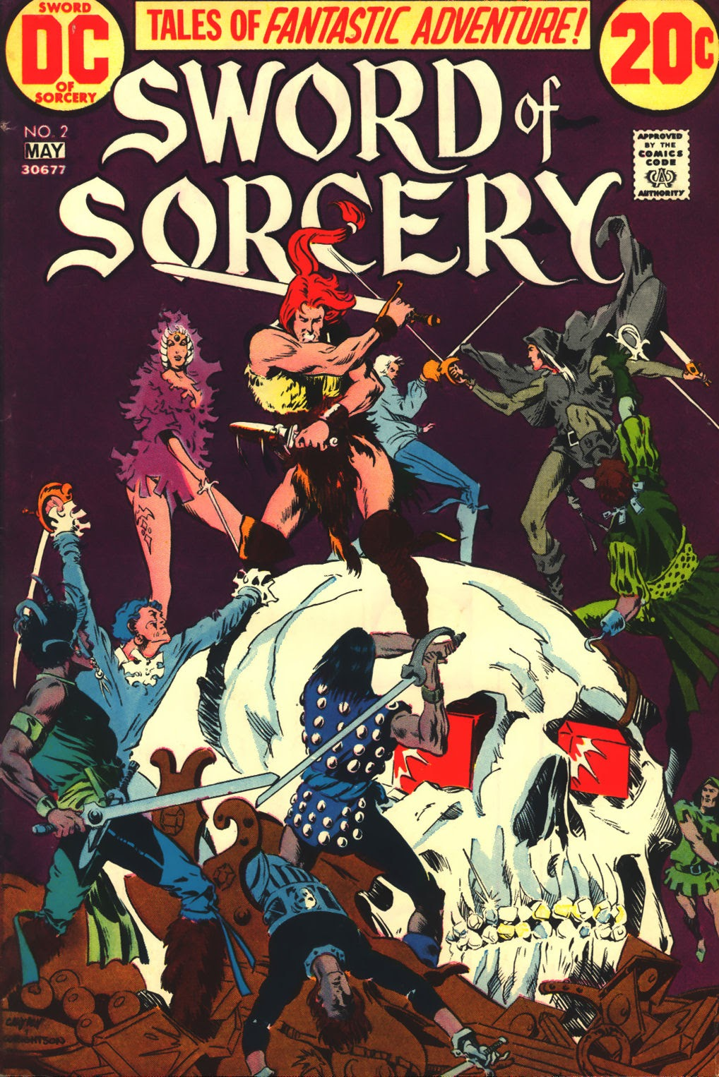 Sword of Sorcery (1973) 2 Page 1