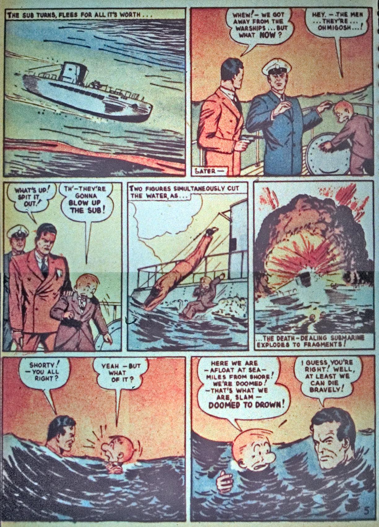 Read online Detective Comics (1937) comic -  Issue #34 - 60