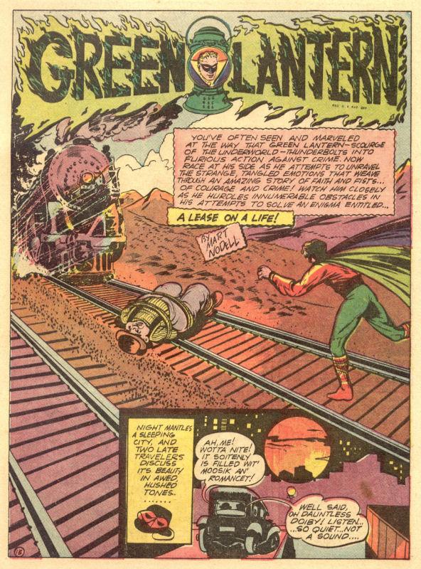 Green Lantern (1941) issue 8 - Page 17