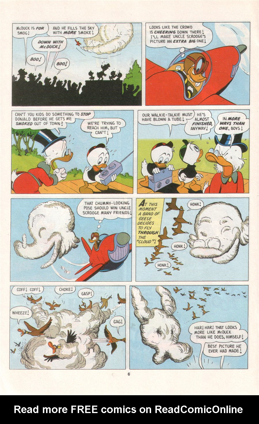 Read online Uncle Scrooge (1953) comic -  Issue #276 - 26
