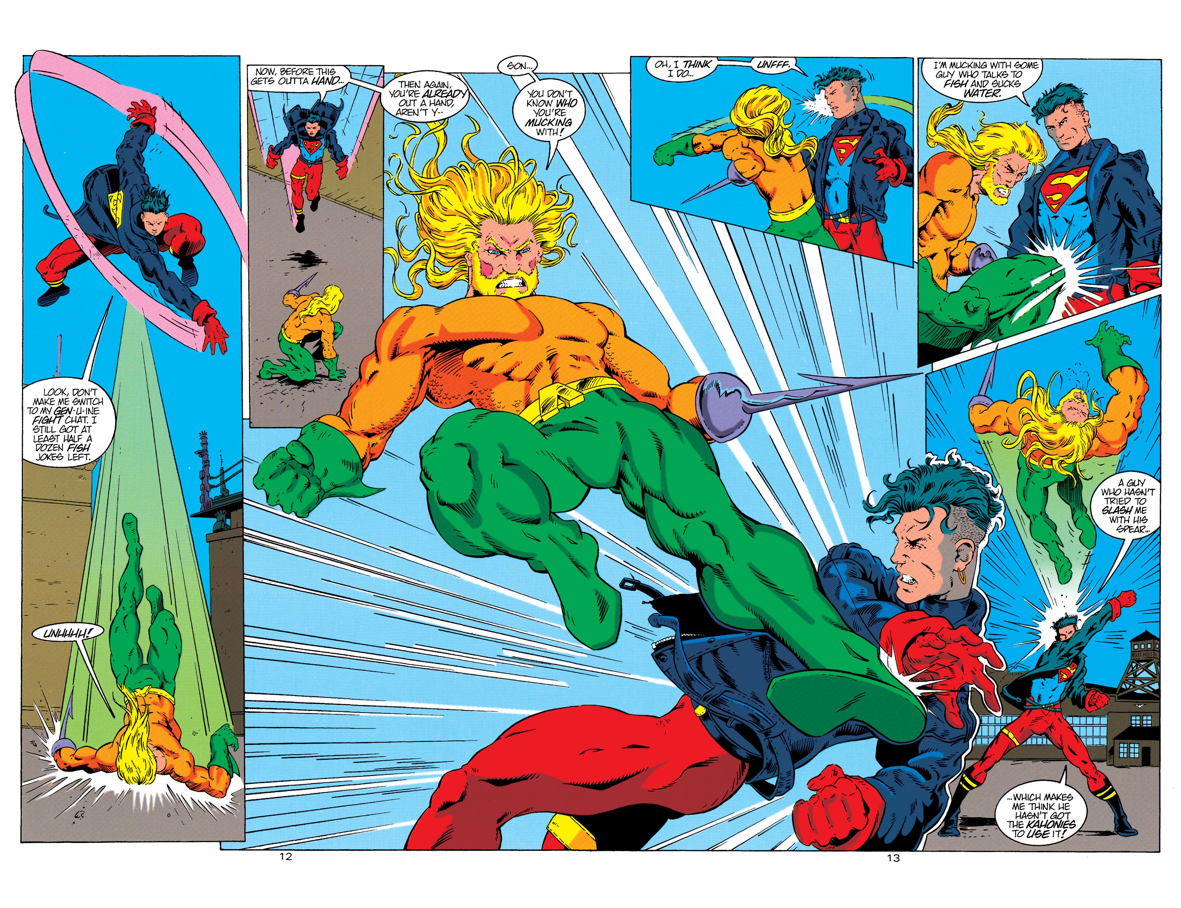 Read online Aquaman (1994) comic -  Issue #3 - 12