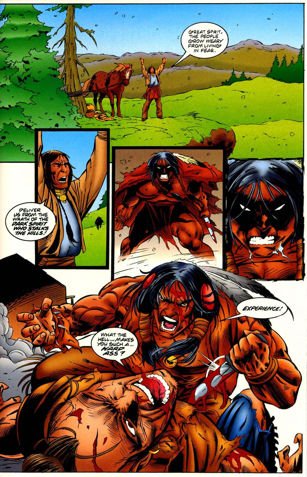 Read online Turok, Dinosaur Hunter (1993) comic -  Issue #44 - 16