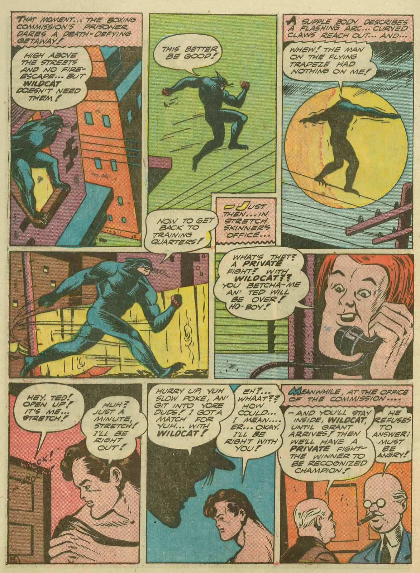 Read online Sensation (Mystery) Comics comic -  Issue #14 - 60