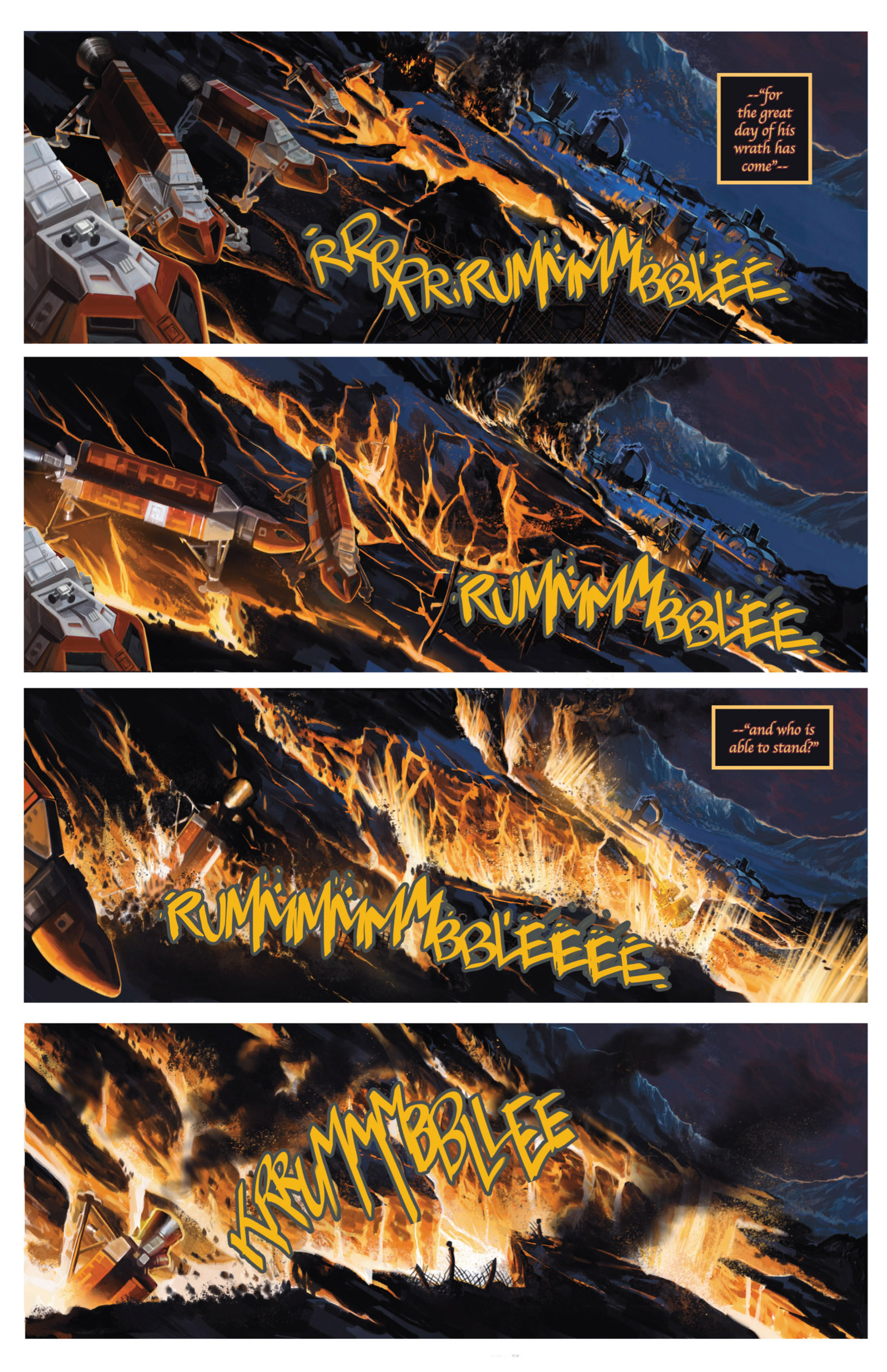 Read online Space: 1999: Aftershock comic -  Issue #3 - 15