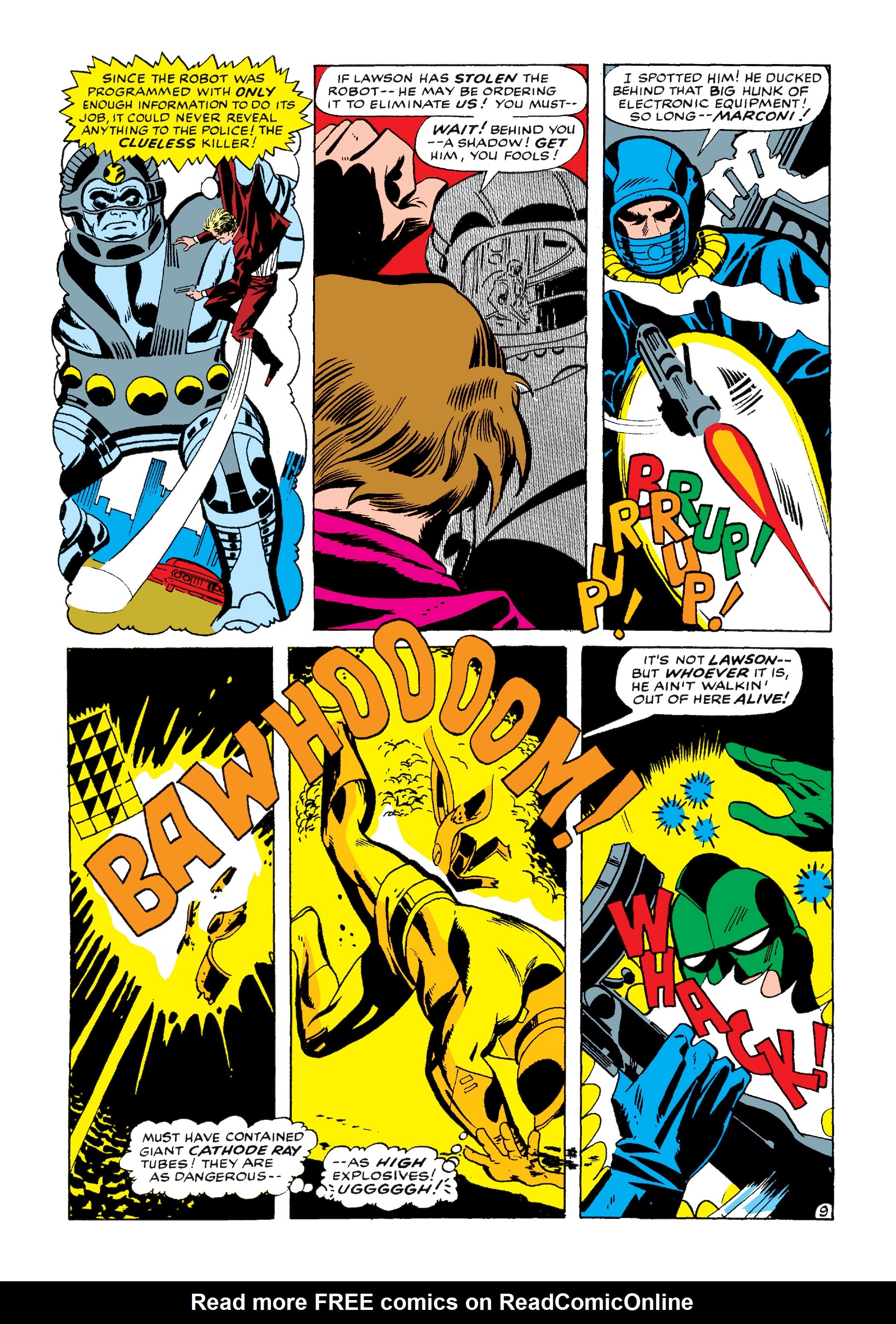 Marvel Masterworks: Captain Marvel TPB_1_(Part_3) Page 1