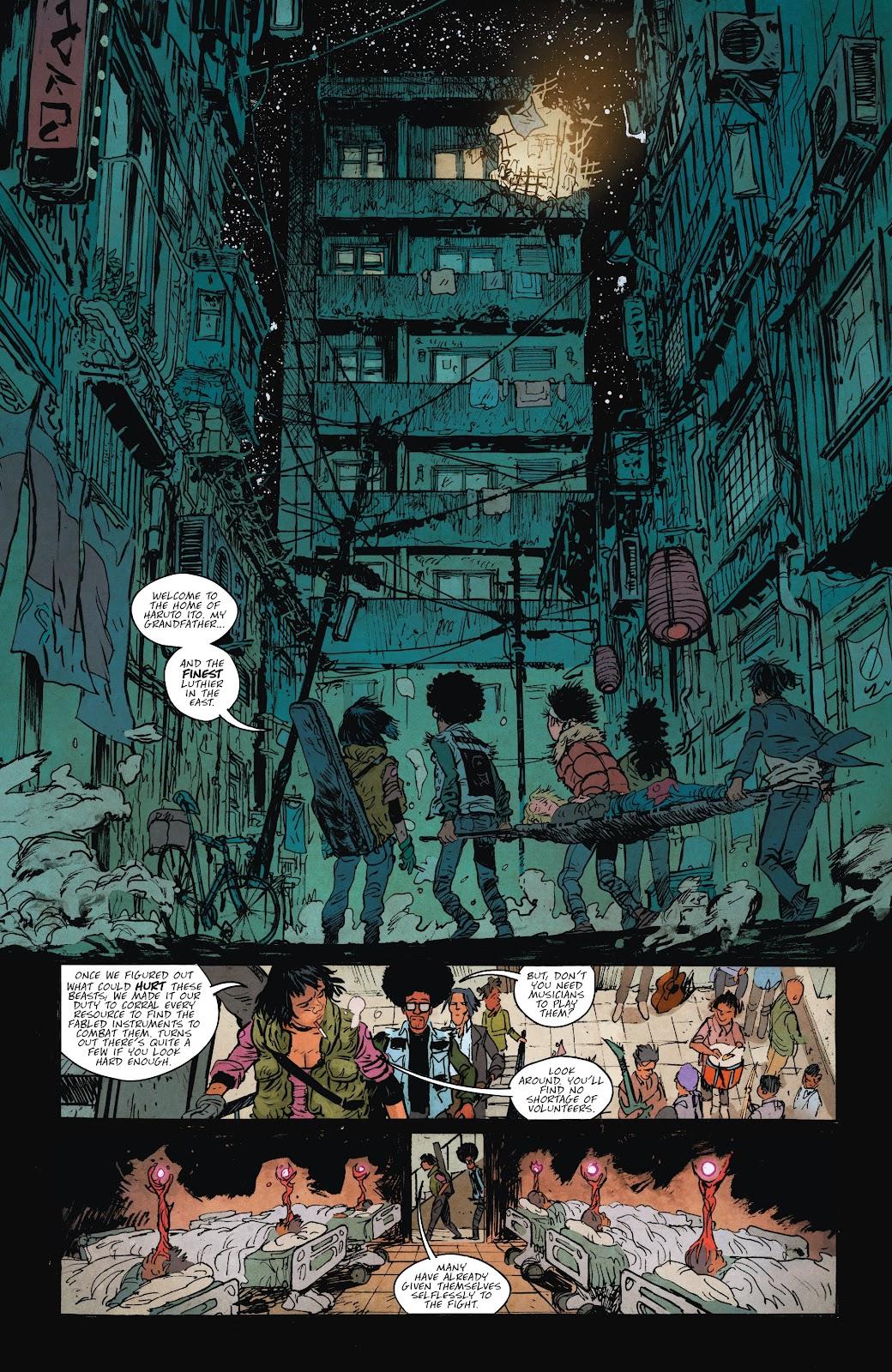 Read online Murder Falcon comic -  Issue #7 - 9