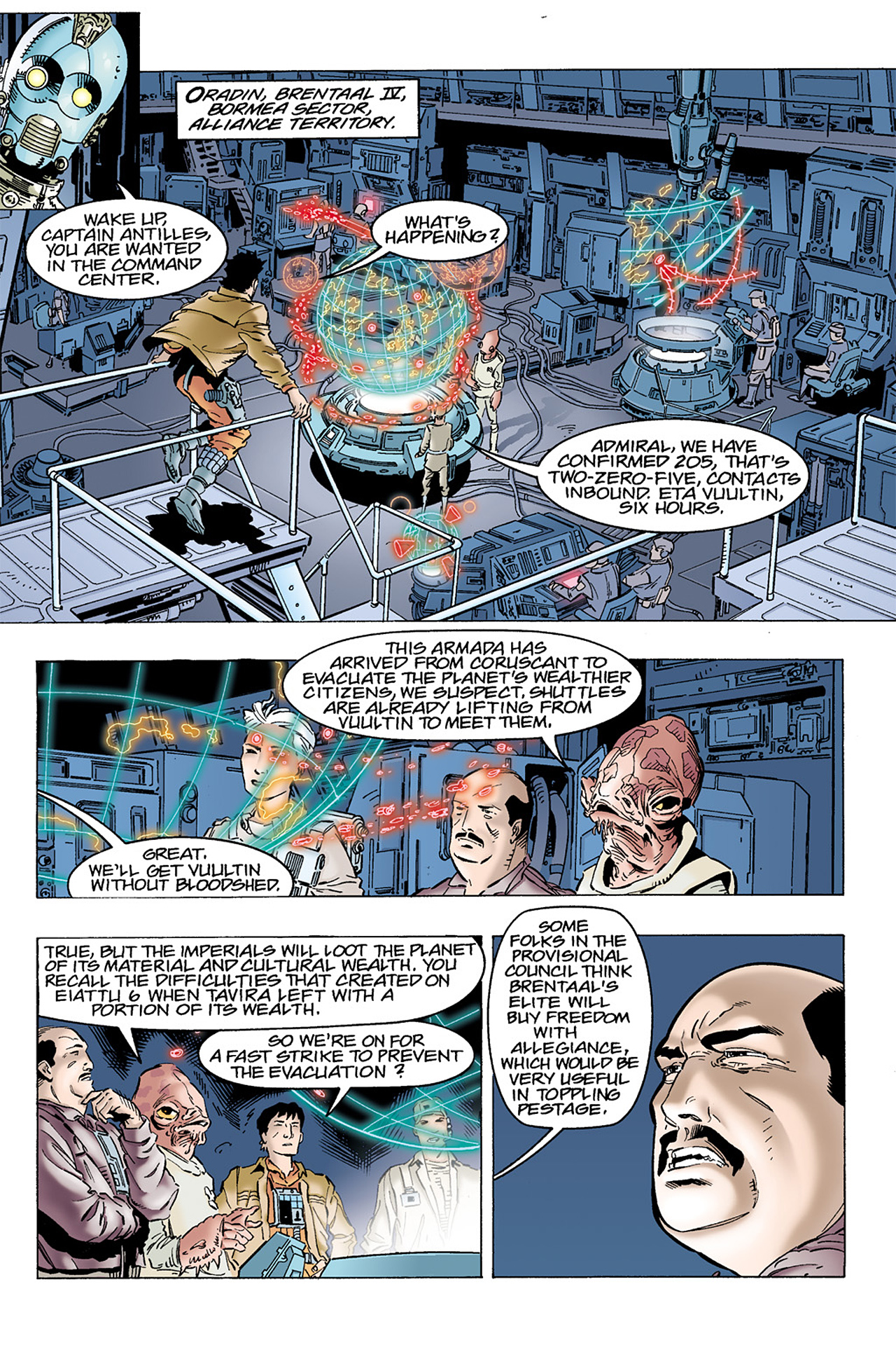 Read online Star Wars Omnibus comic -  Issue # Vol. 3 - 68