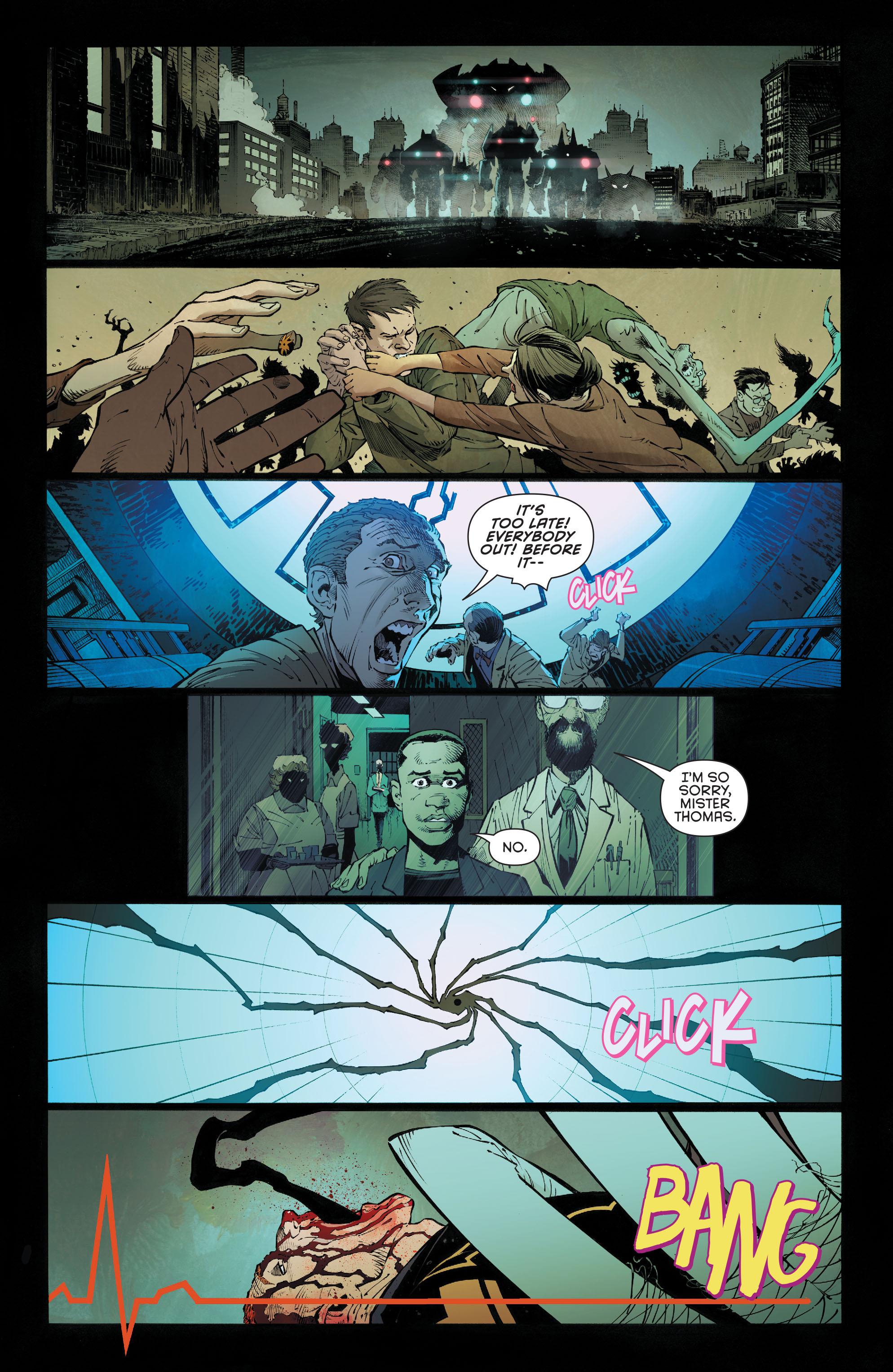 Read online Batman (2011) comic -  Issue # _TPB 9 - 70