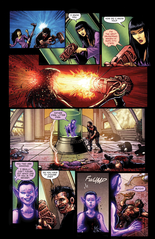 Read online Ballistic (2013) comic -  Issue #5 - 25