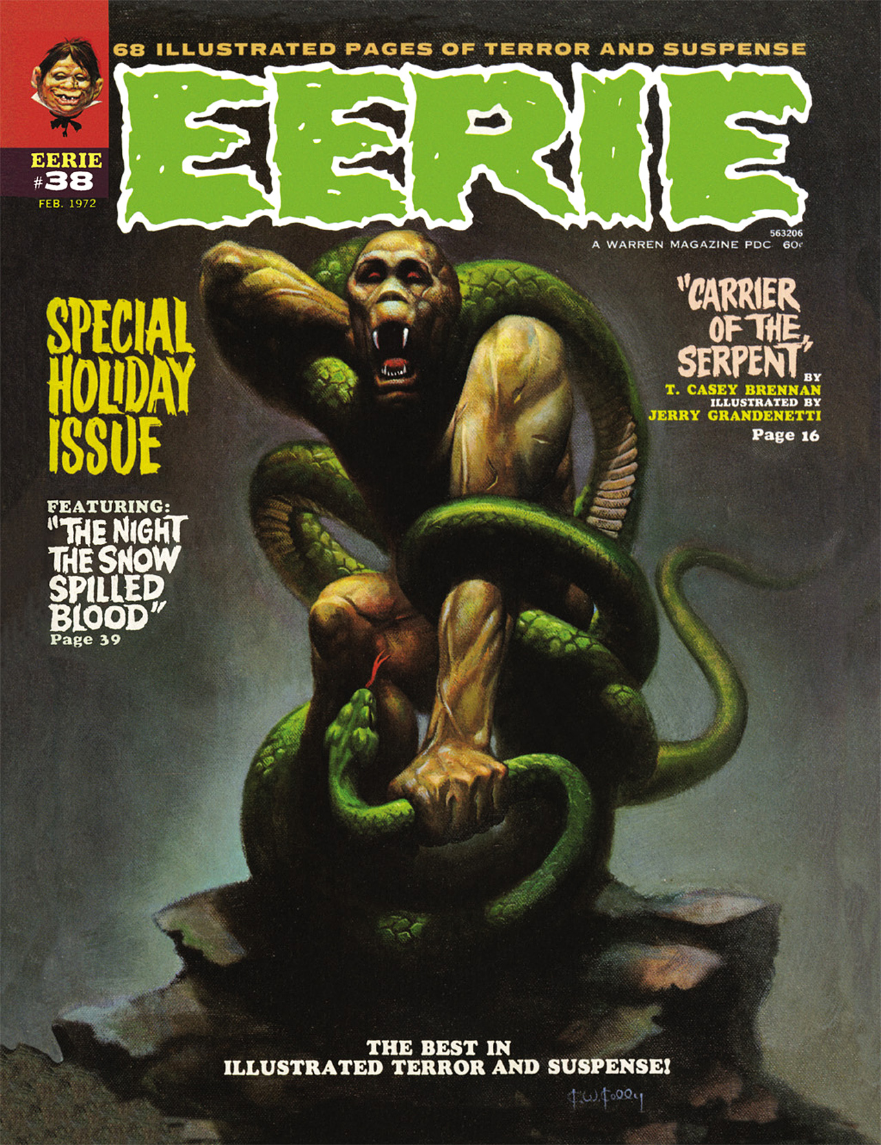 Read online Eerie Archives comic -  Issue # TPB 8 - 68