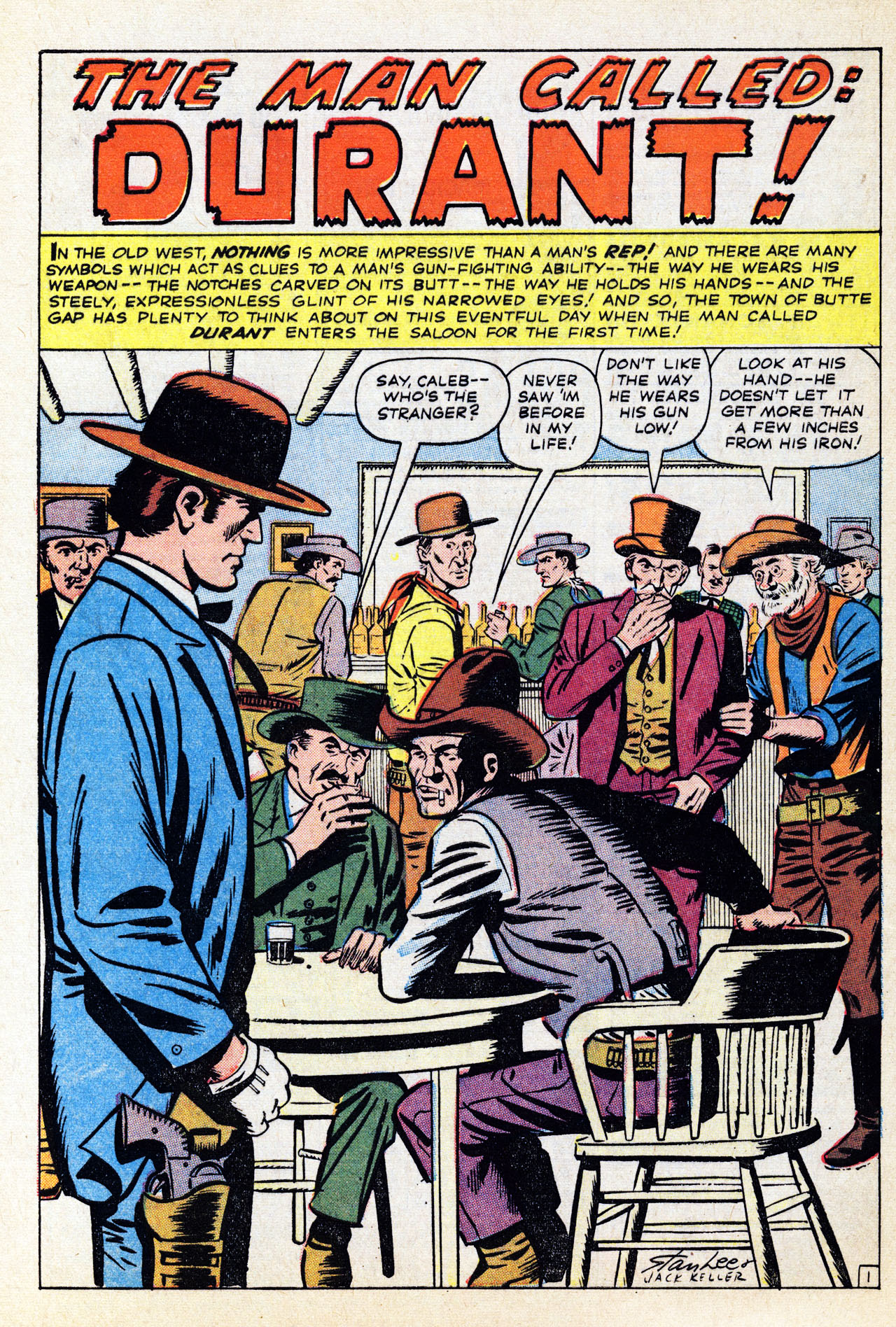 Read online Two-Gun Kid comic -  Issue #67 - 28