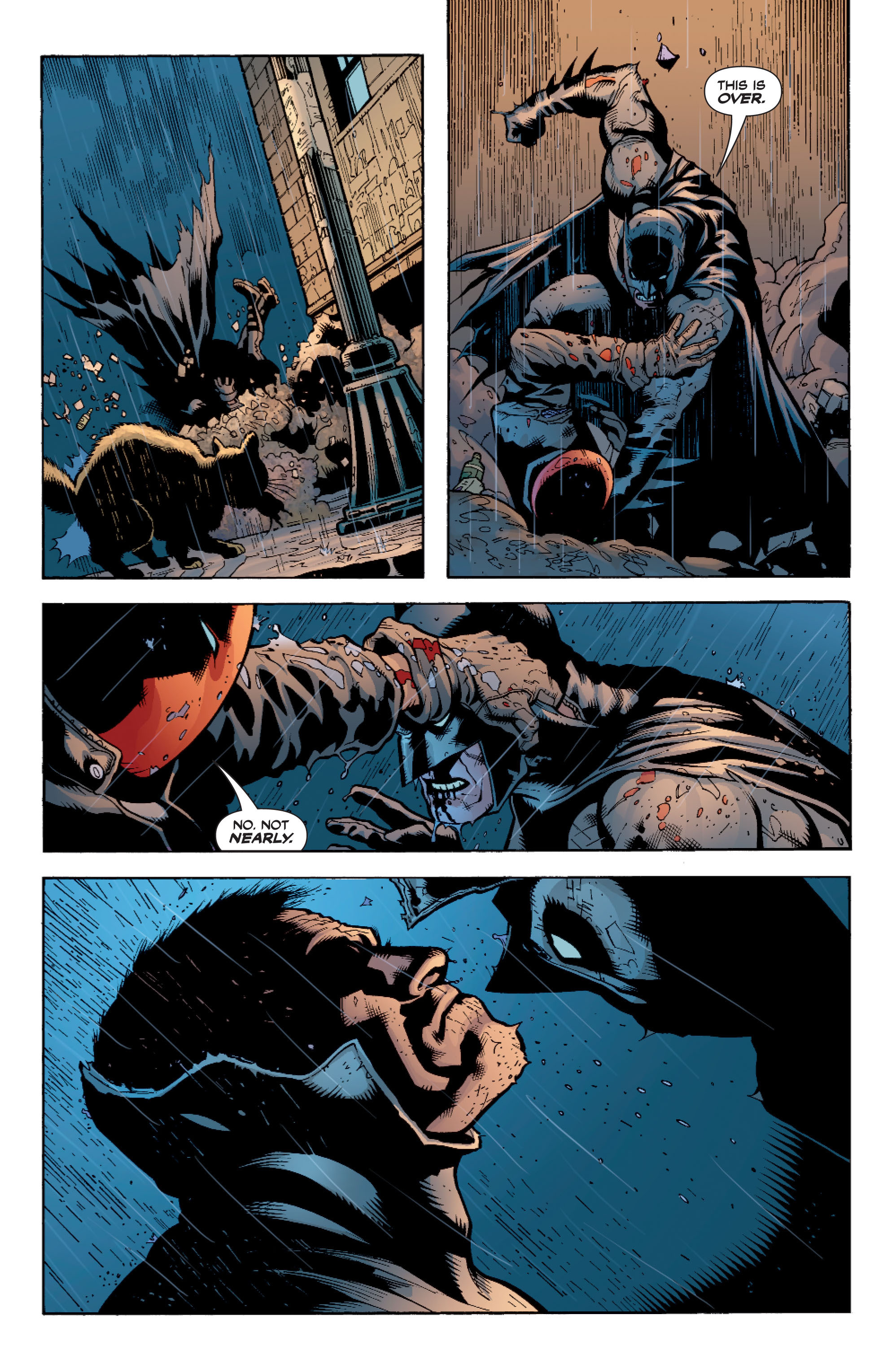 Read online Batman: Under The Red Hood comic -  Issue # Full - 15