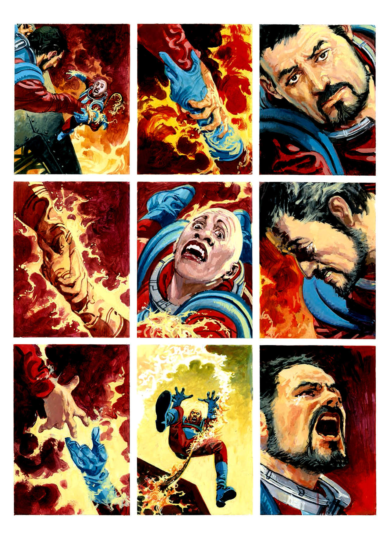 Read online Nikolai Dante comic -  Issue # TPB 6 - 200