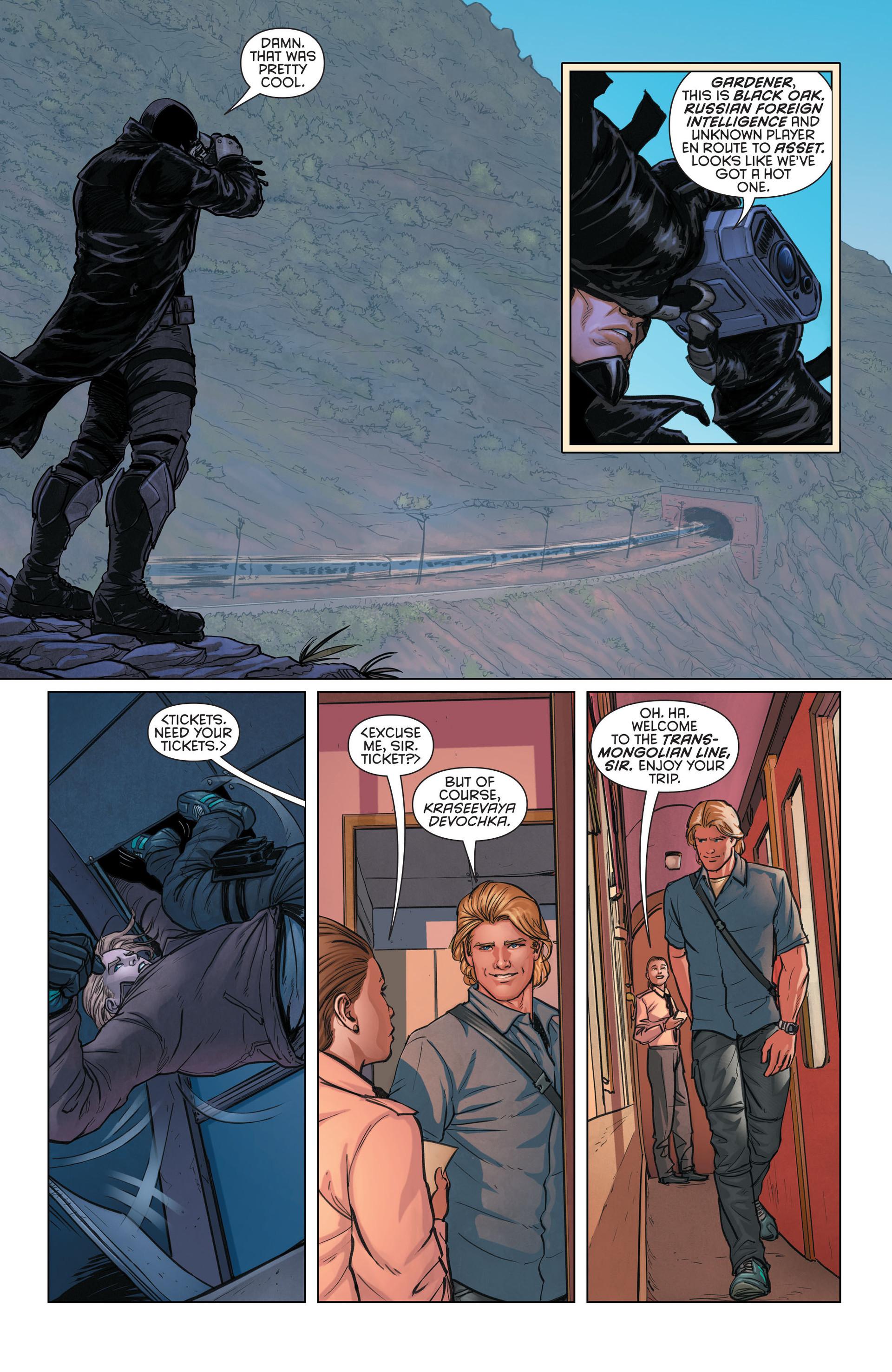 Read online Sinestro comic -  Issue #3 - 24